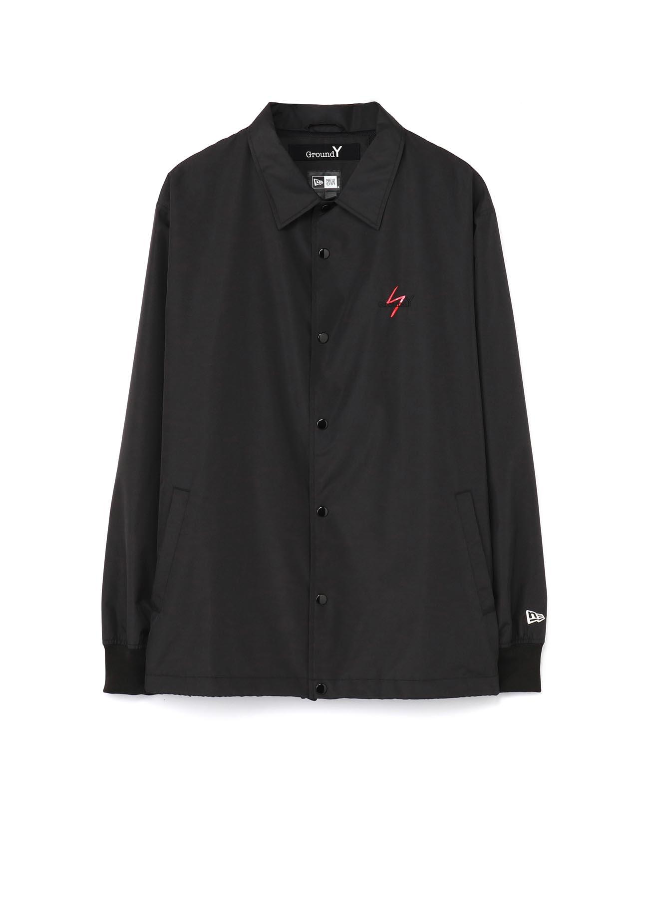 Ground Y×NEW ERA Collection Coach Jacket