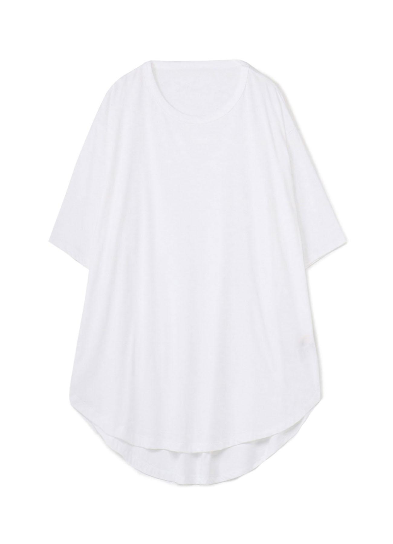 30/Cotton Jersey Jumbo Round Short Sleeves Cut Sew