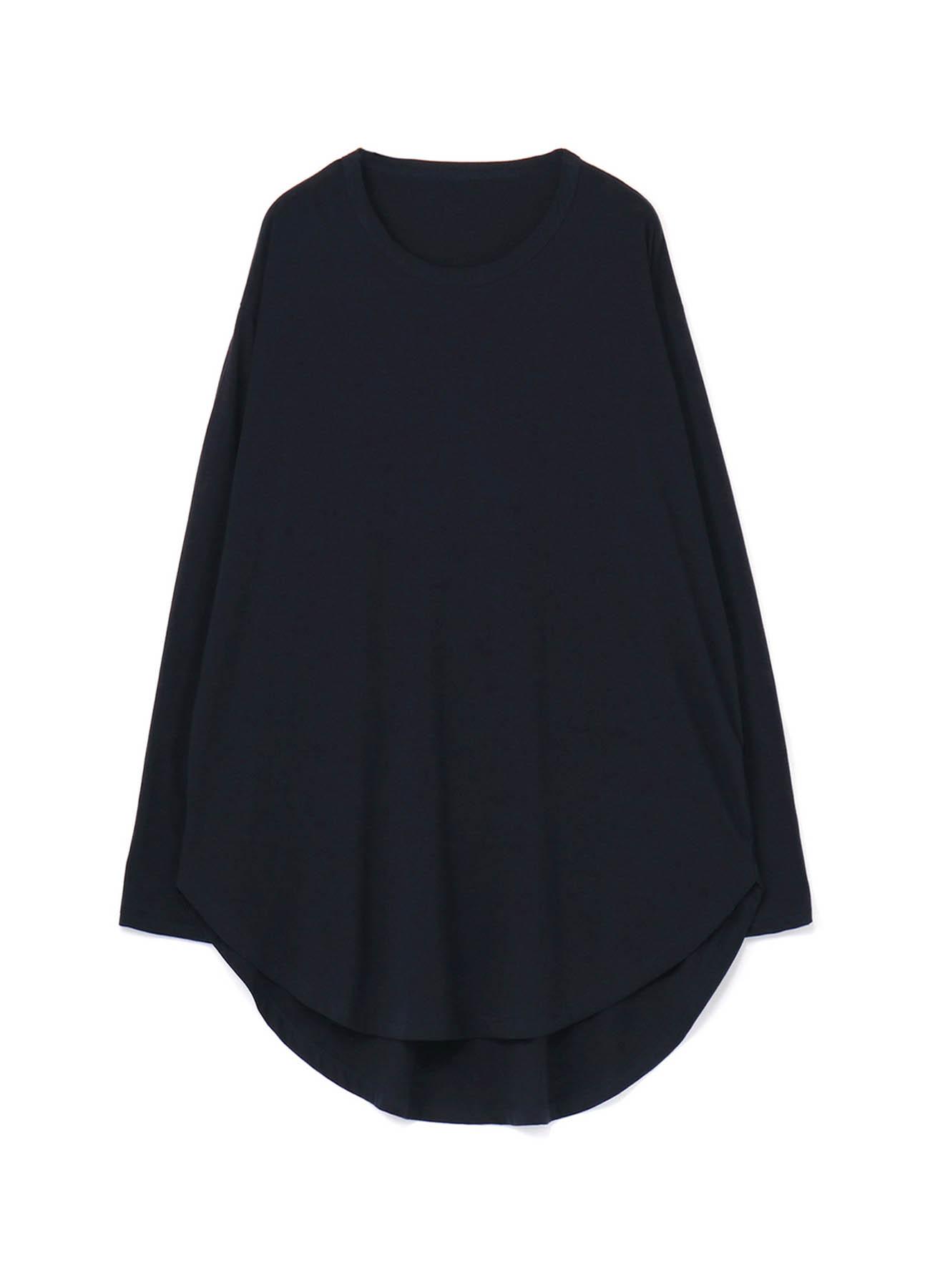 30/Cotton Jersey Jumbo Round Long Sleeves Cut Sew