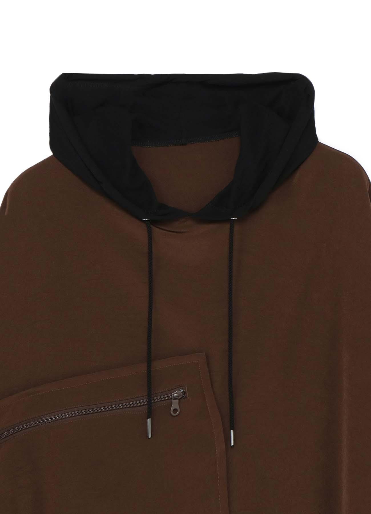 T/A Vintage Decyne Combination Big Pocket Hoodie