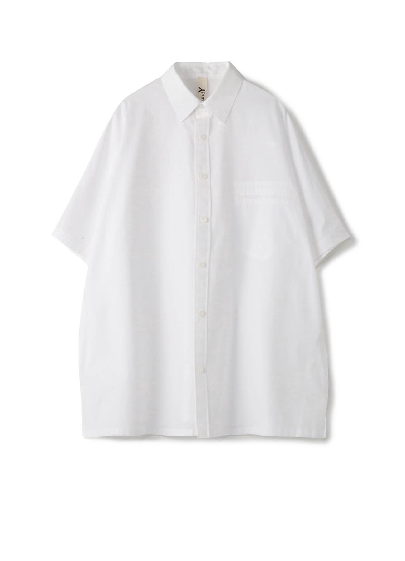 100/2 Cotton Broad Dolman Short Sleeves Shirt