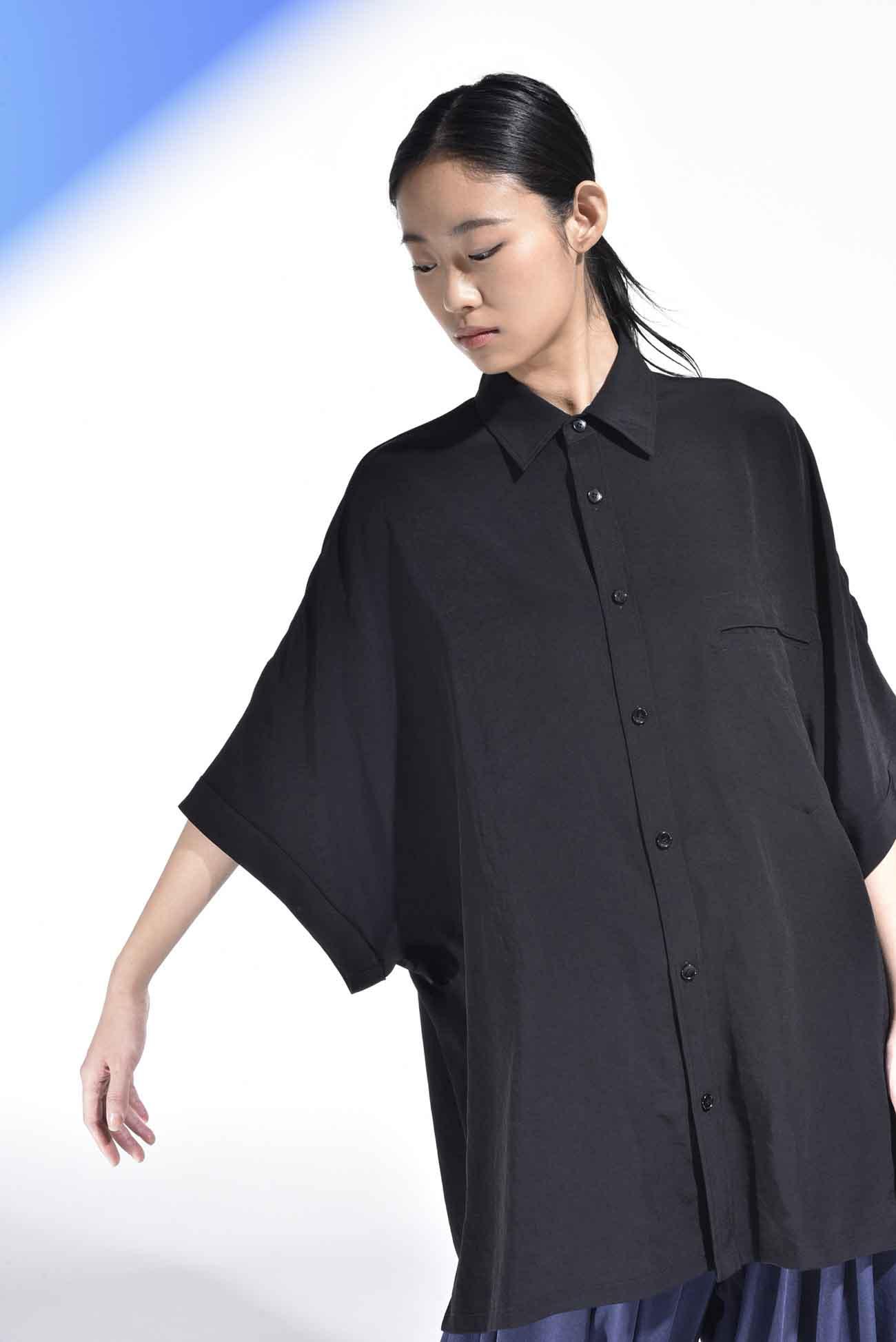 T/A vintage decyne Dolman Short Sleeves Shirt