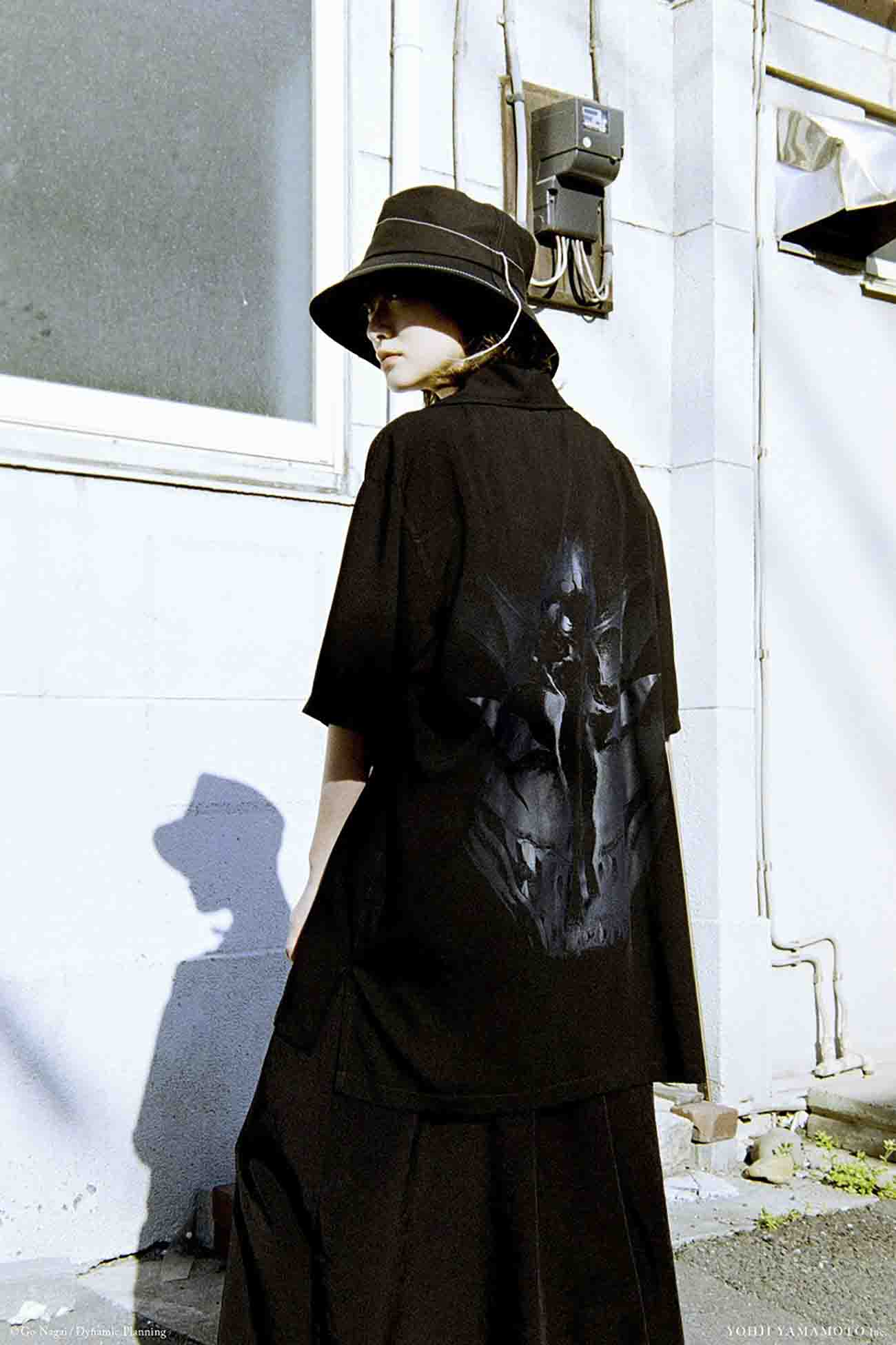 DEVILMAN-デビルマン- Collaboration Short Sleeves Shirt