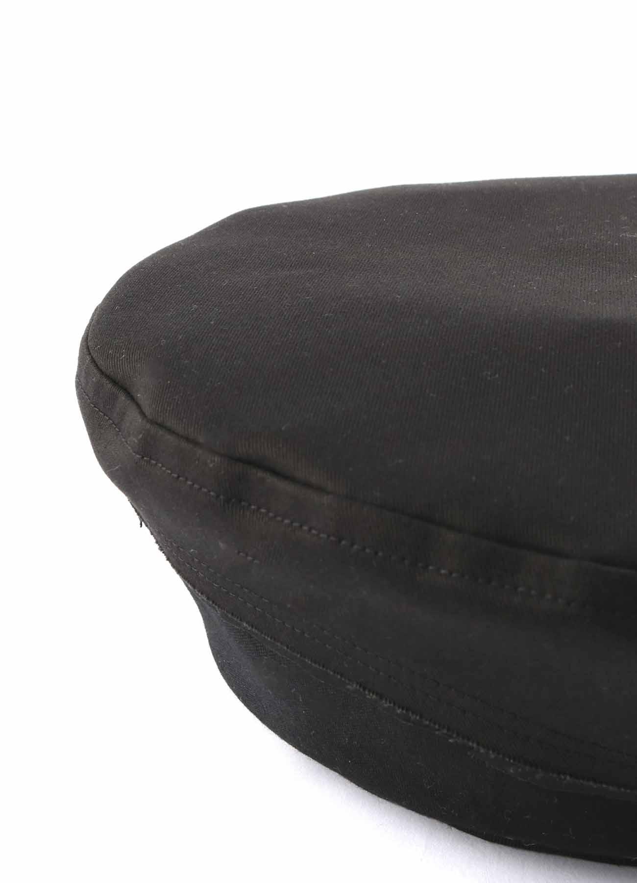 棉制贝雷帽