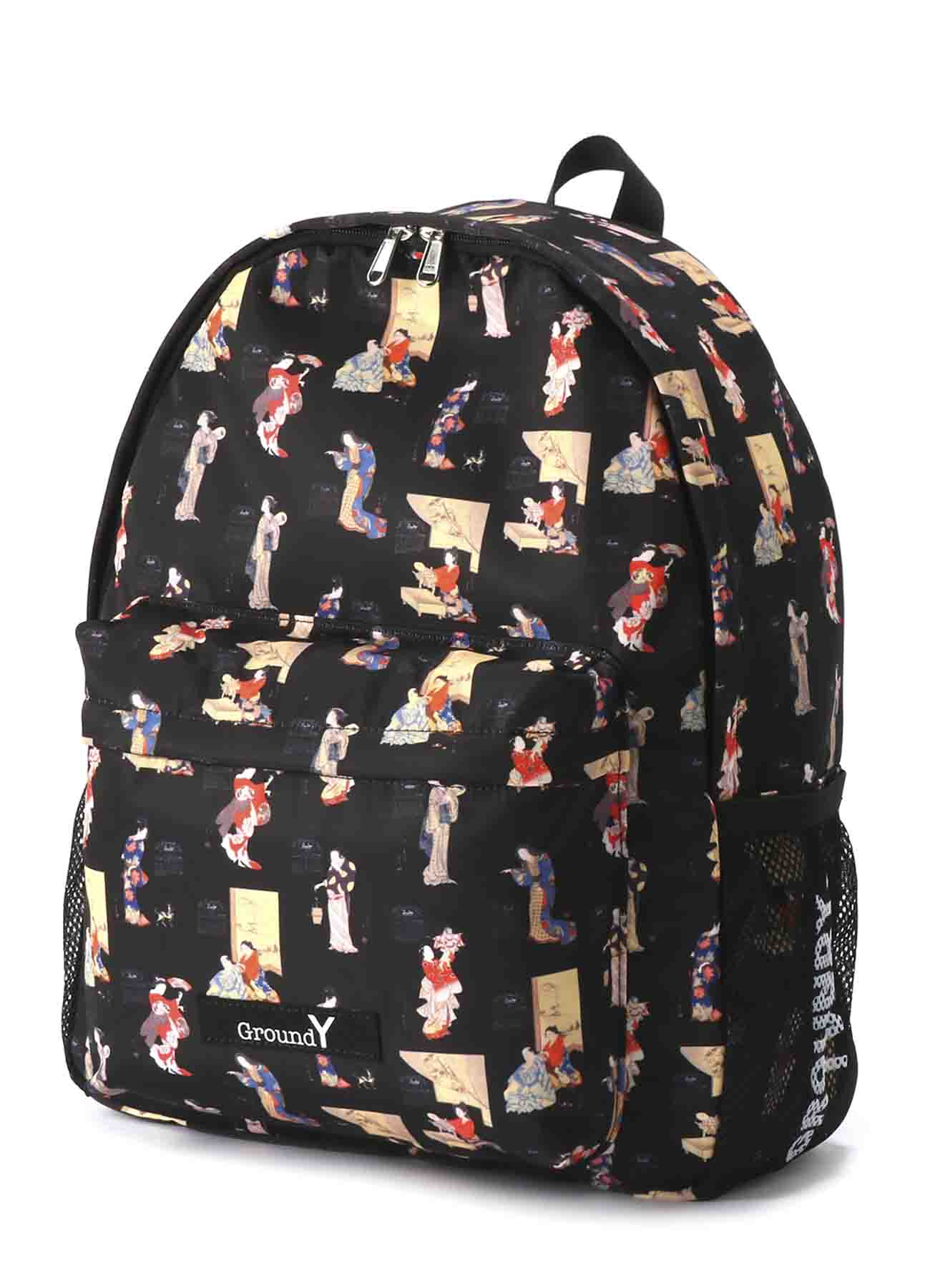 河鍋暁斎-かわなべ きょうさい- Collaboretion Backpack