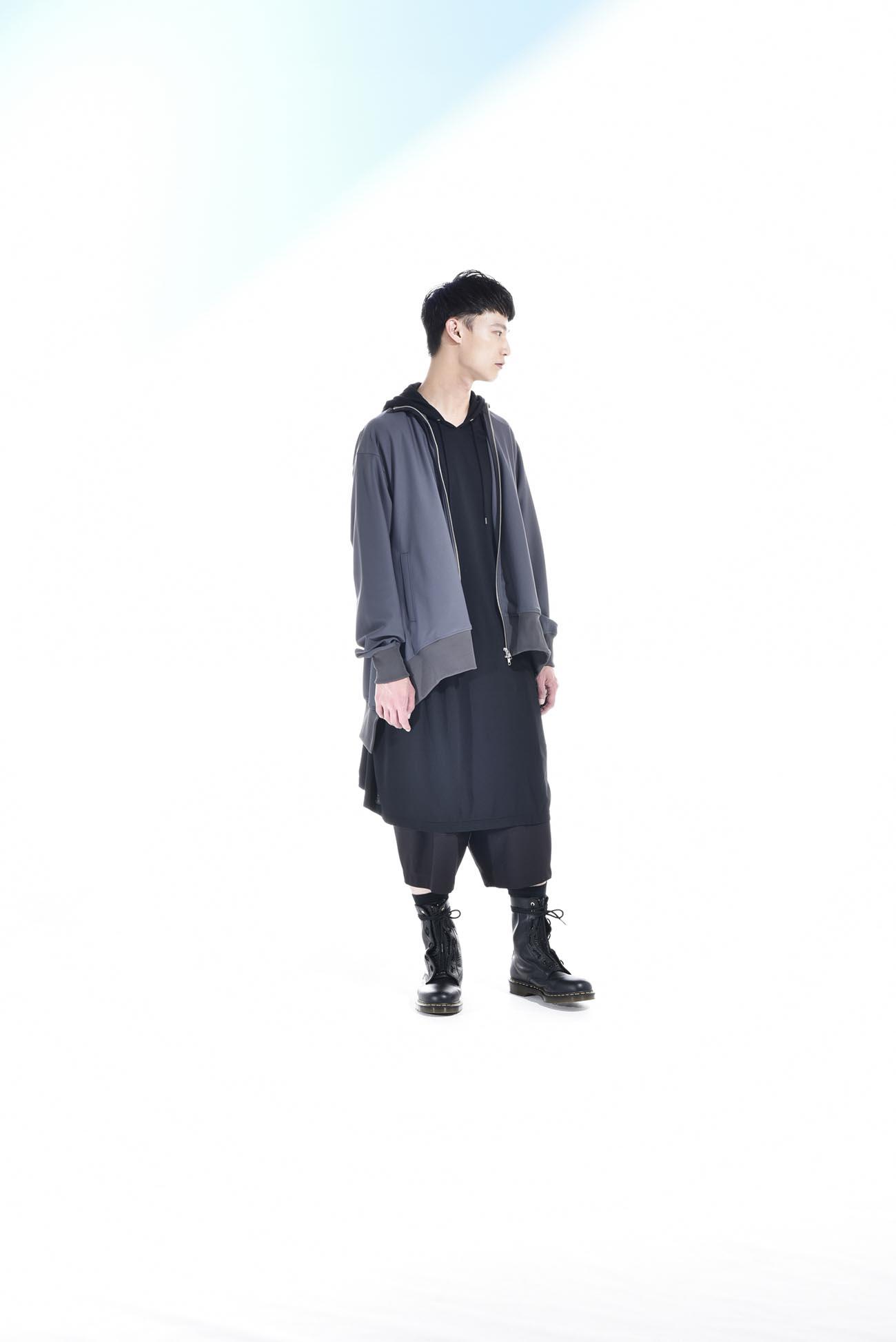 Pe/Jersey Twill Semi-Destructed Truck Suit