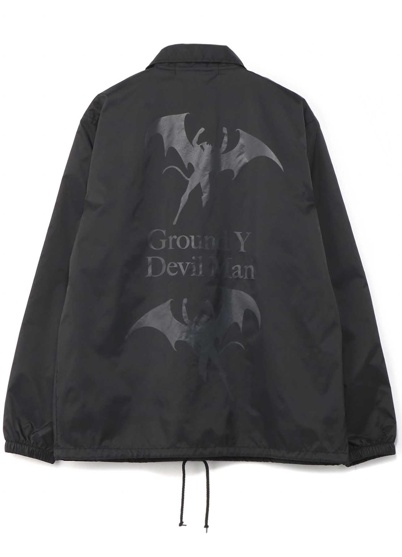 DEVILMAN-デビルマン- Collaboration Coach Jacket