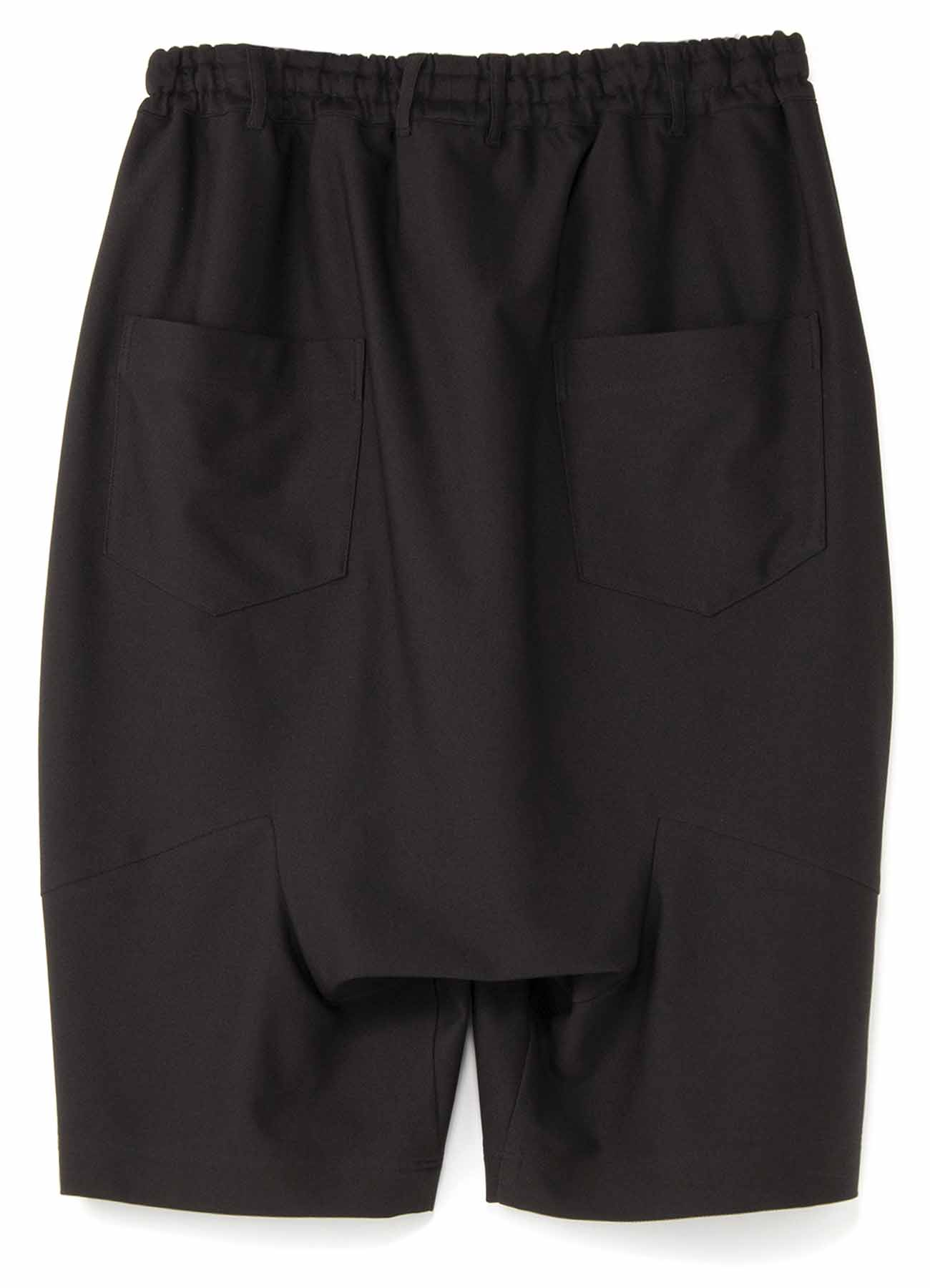 Pe/Jersey Twill Tapered Shorts
