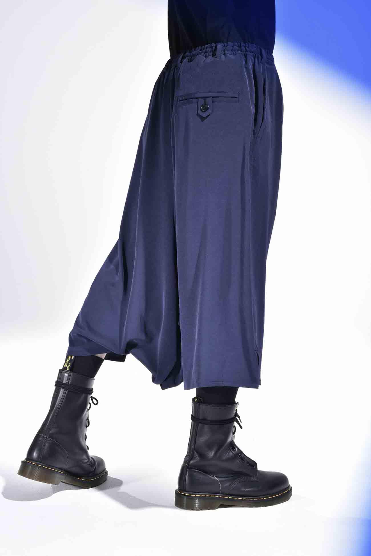 T/A vintage decyne Cross Gaucho Pants