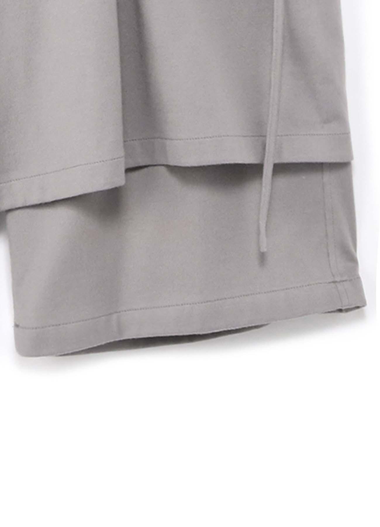多穿卷裹裤