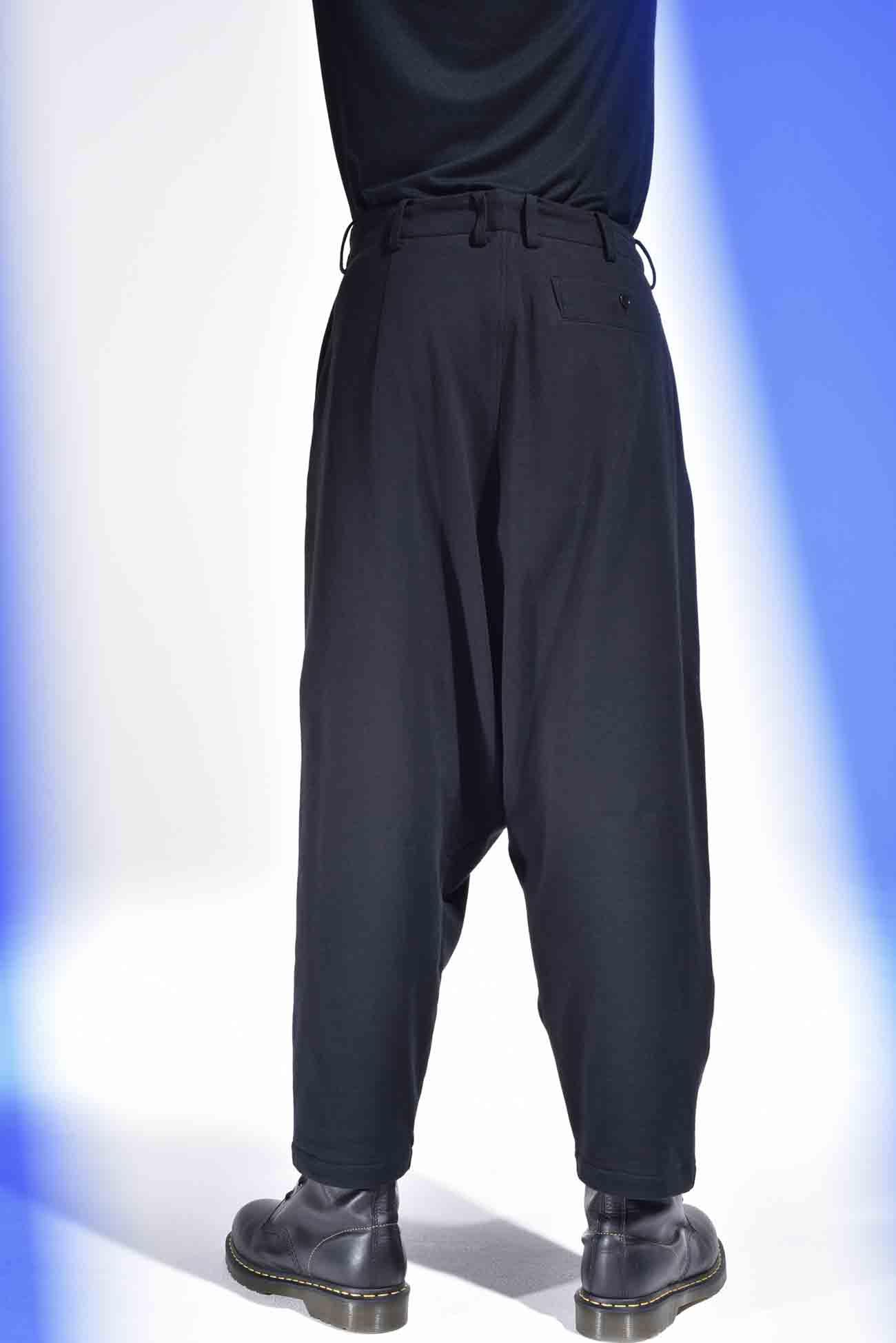 腰带哈伦裤