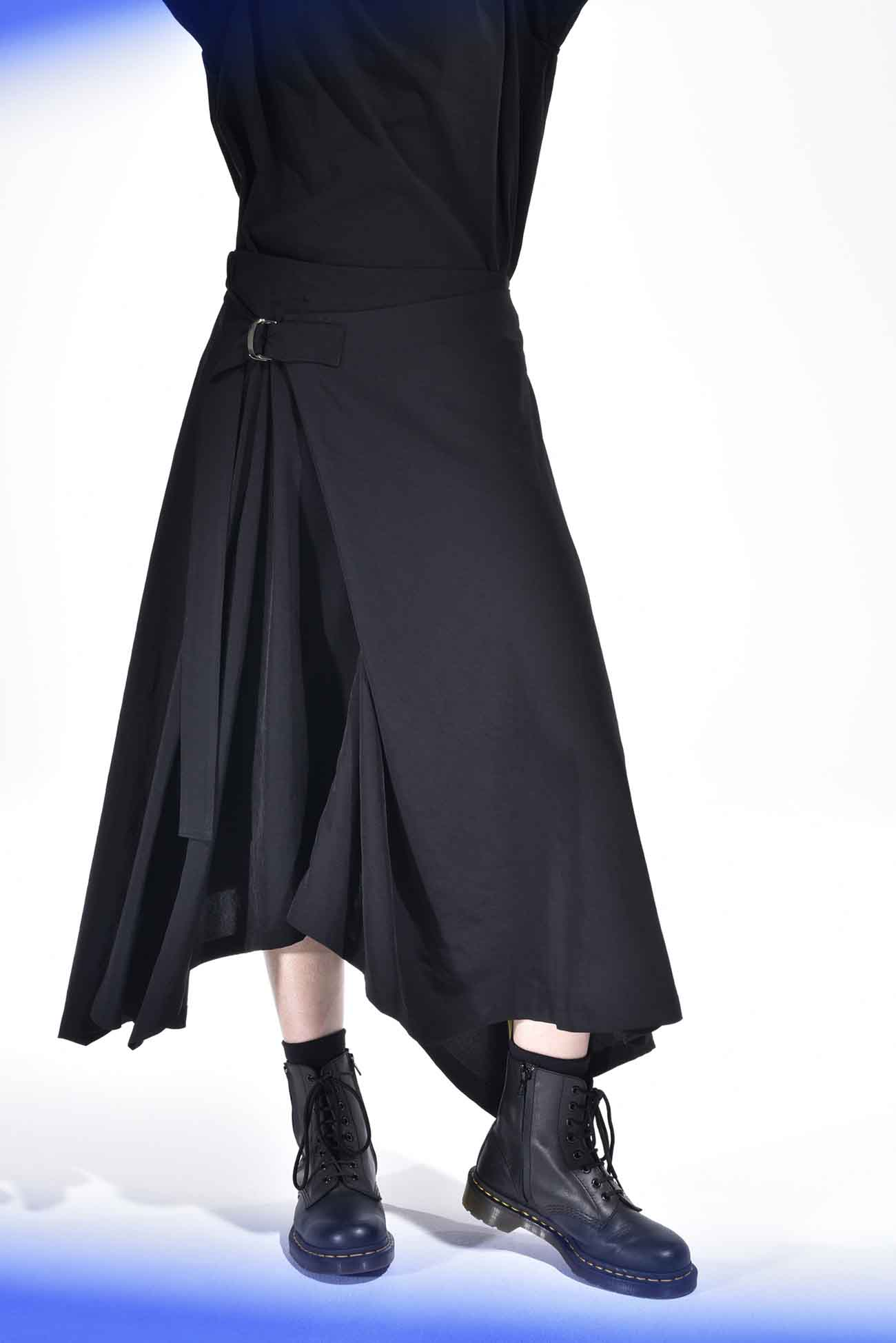 T/A vintage decyne Wrap Around Skirt
