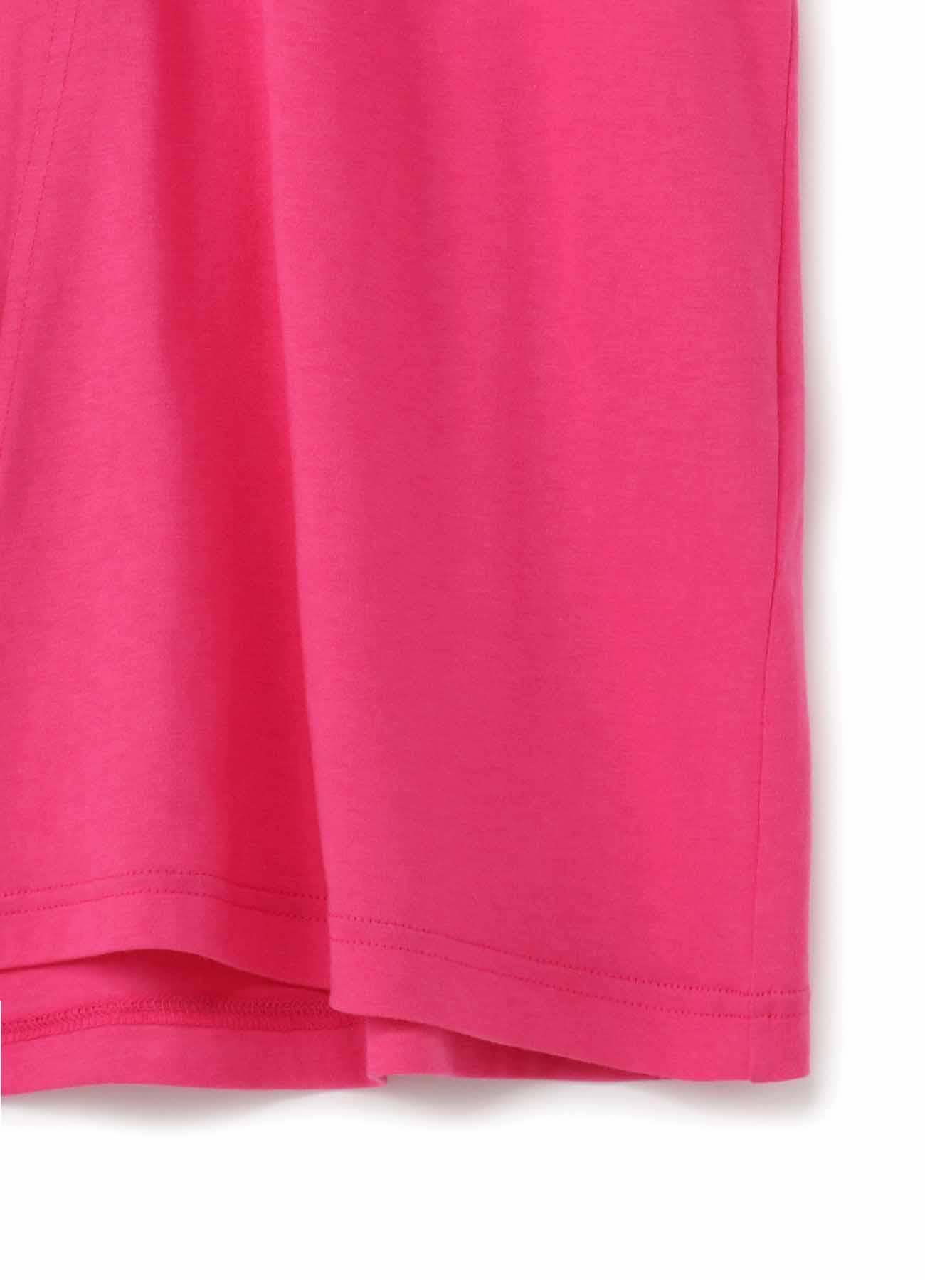 30 /-莫代尔球衣变形垂坠短袖切缝