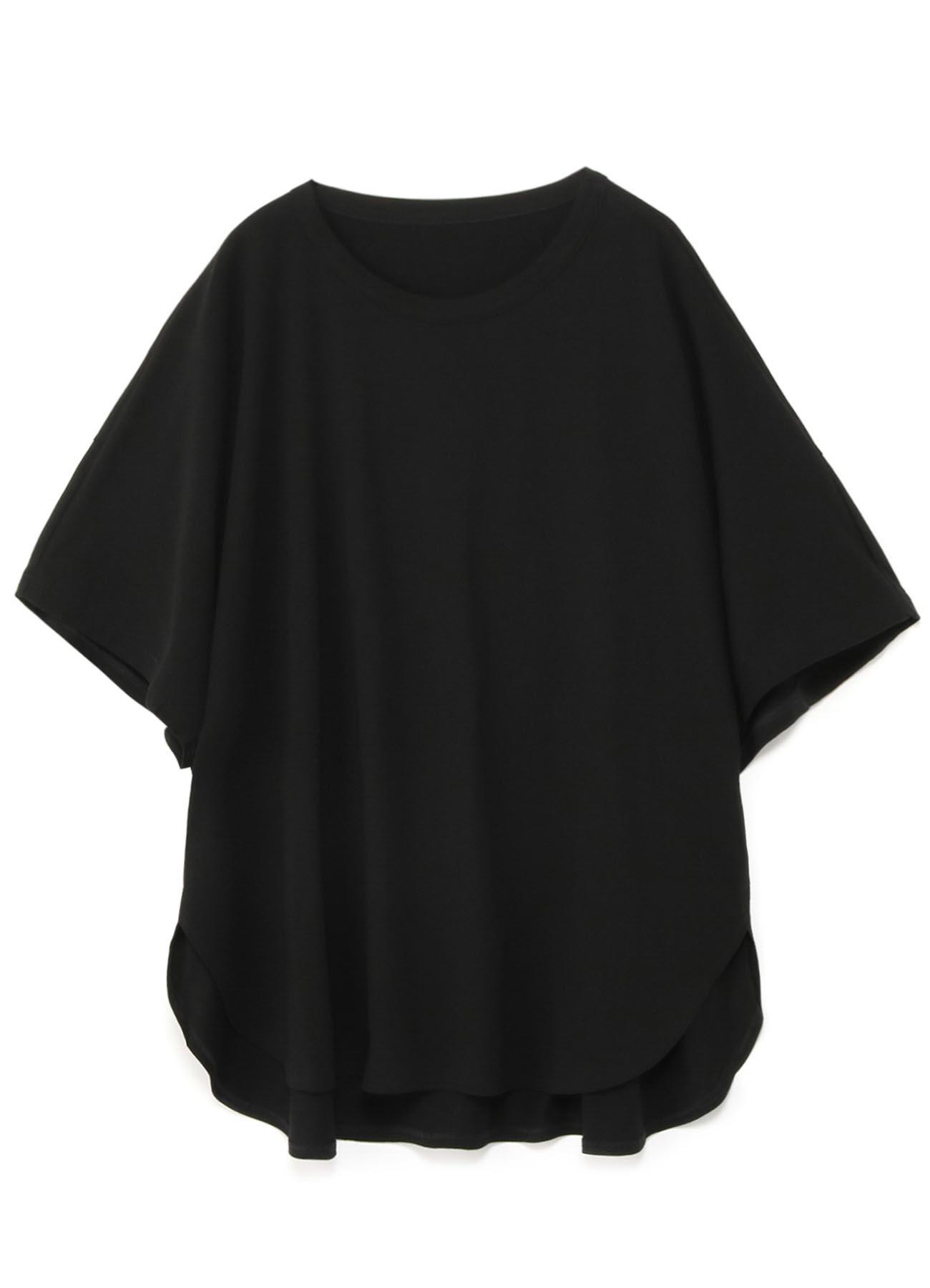 30/cotton Jersey Dolman Round Short Sleeves Cut Sew