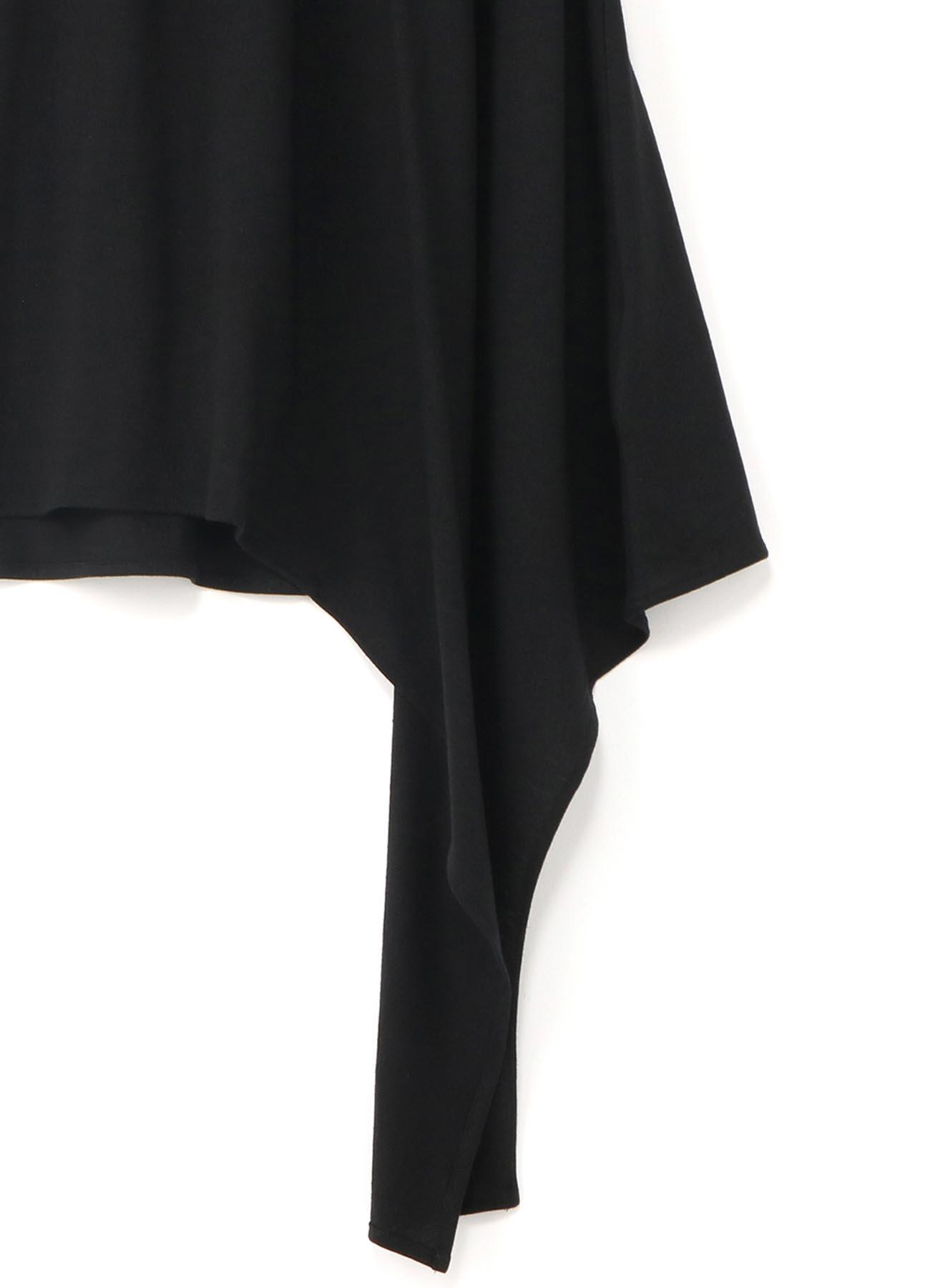 30/- Modal Jersey Asymmetric Drape Cut Sew