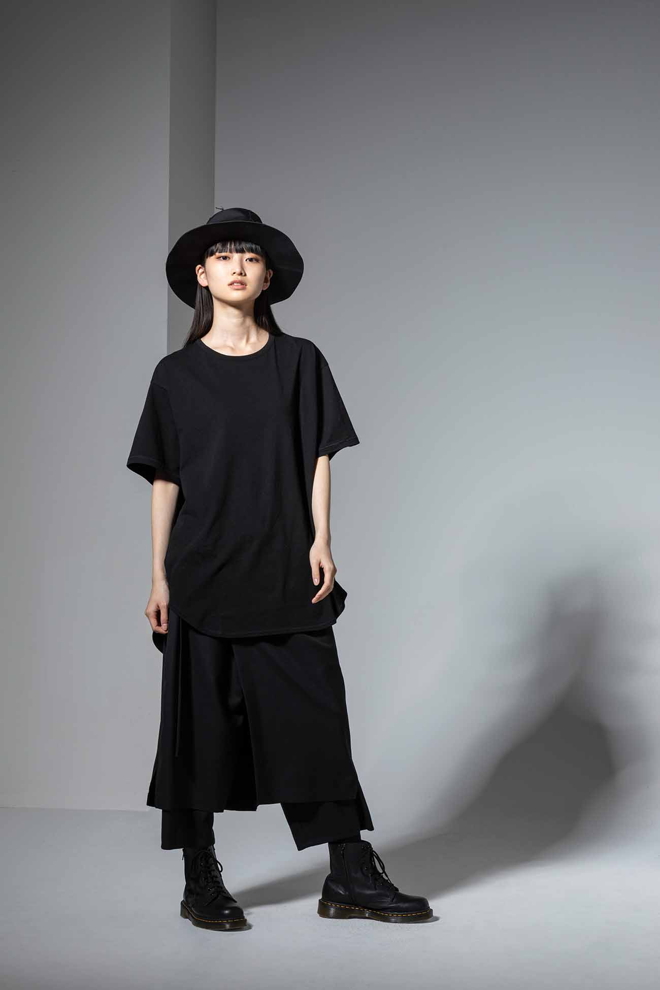 30/cotton Jersey Round Short Sleeves Cut Sew