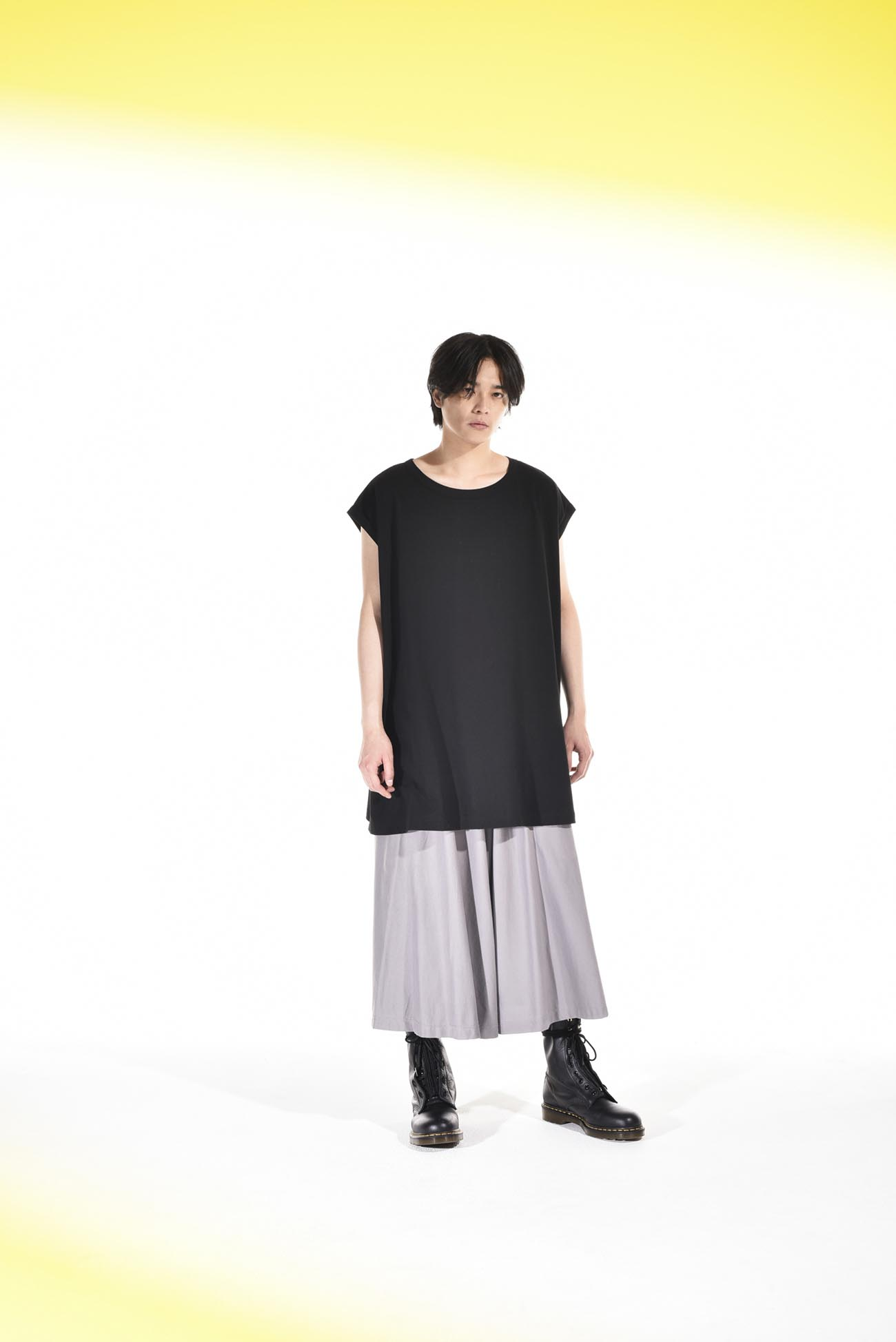 30/cotton Jersey French Sleeves Cut Sew