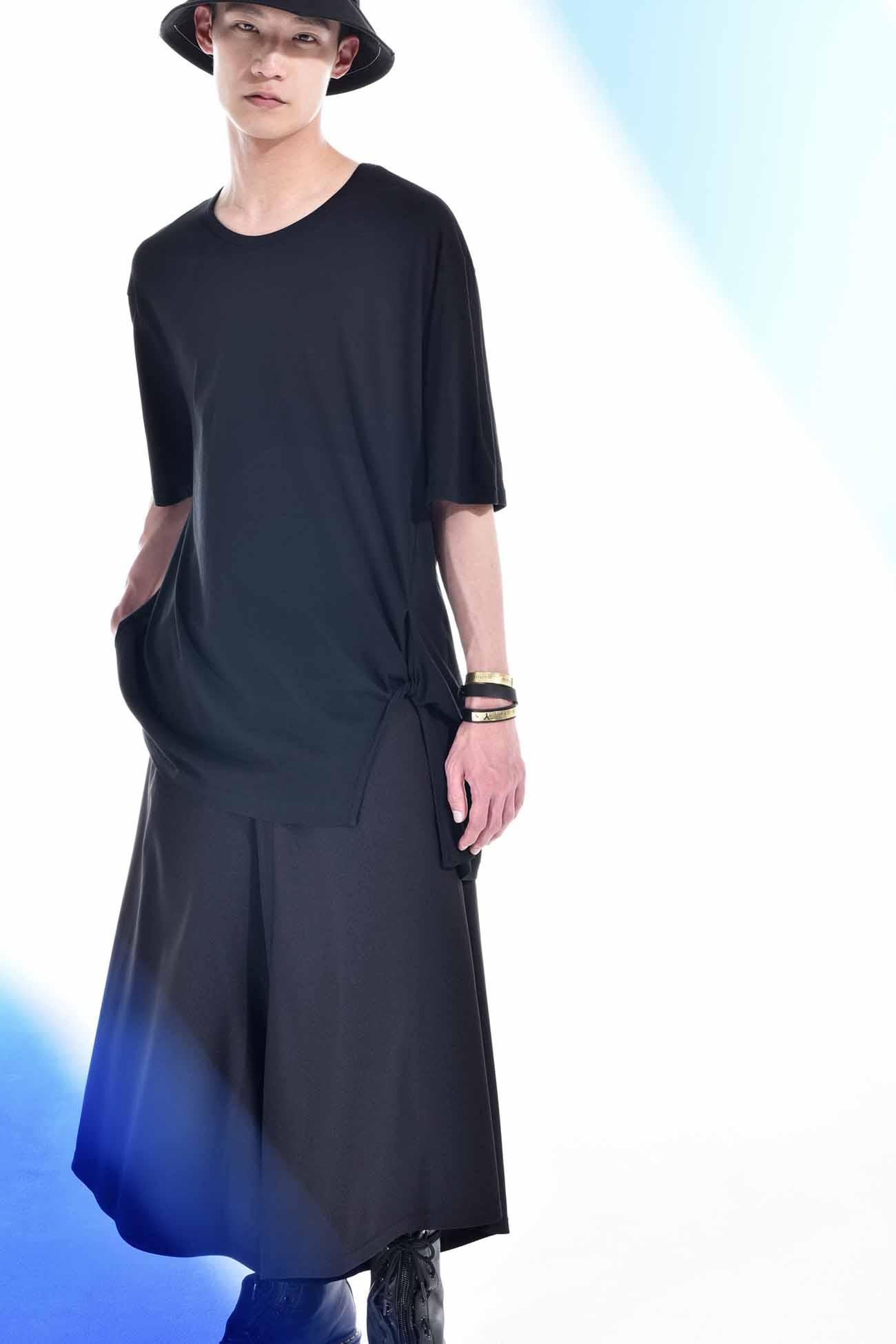 30/- Modal Jersey twisted Big Cut Sew
