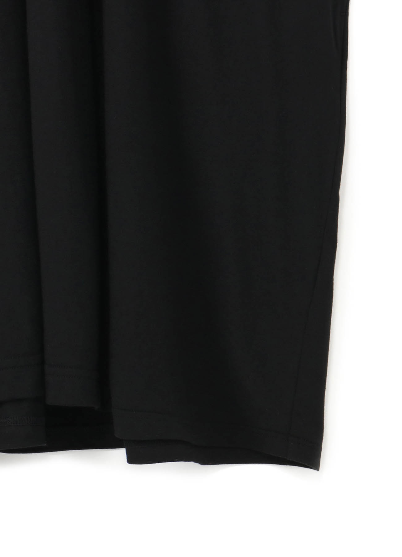 30/- Modal Jersey Over Long Hoodie