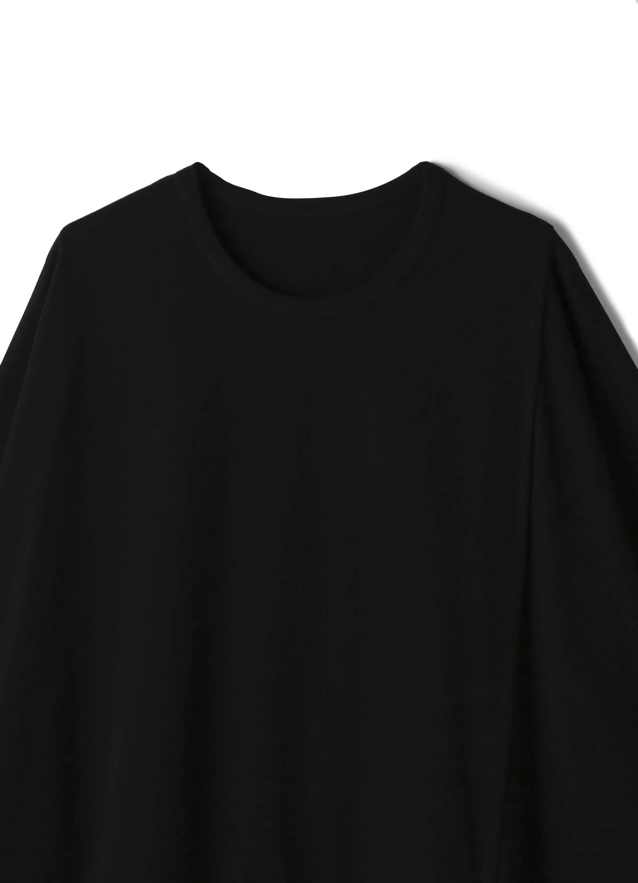 30/cotton Jersey Snap slit Short Cut Sew