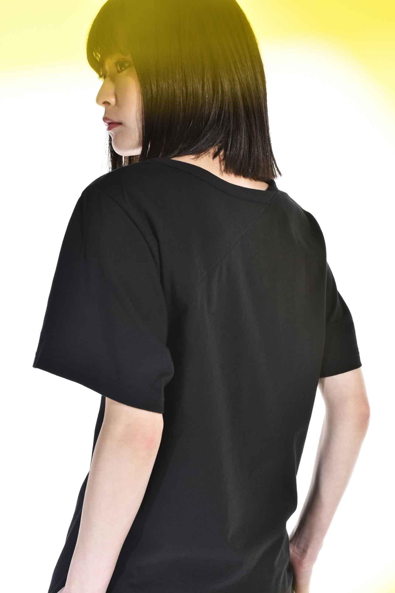 30/cotton Jersey Back Tuck Cut Sew