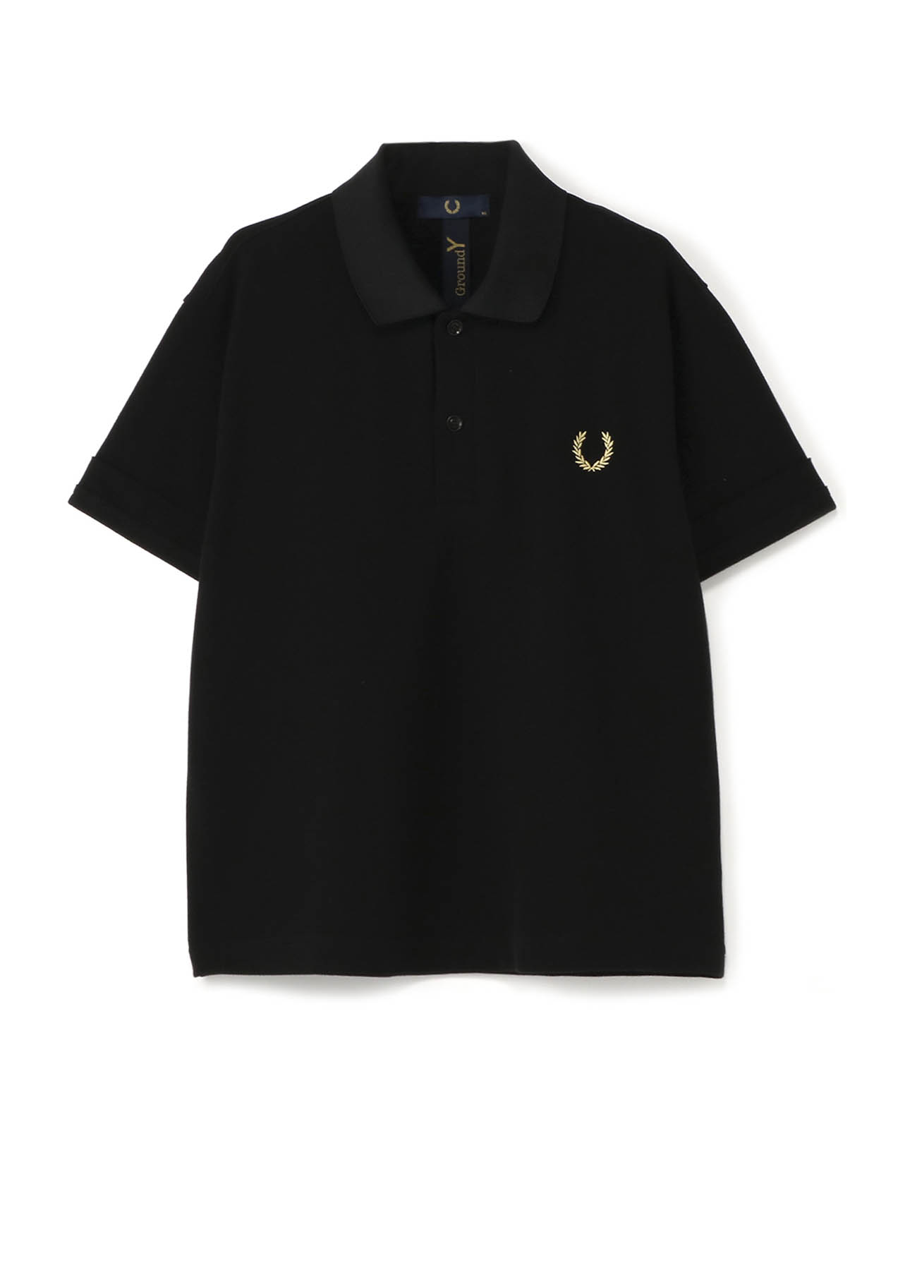 FRED PERRY collaboration Kanako Short Polo