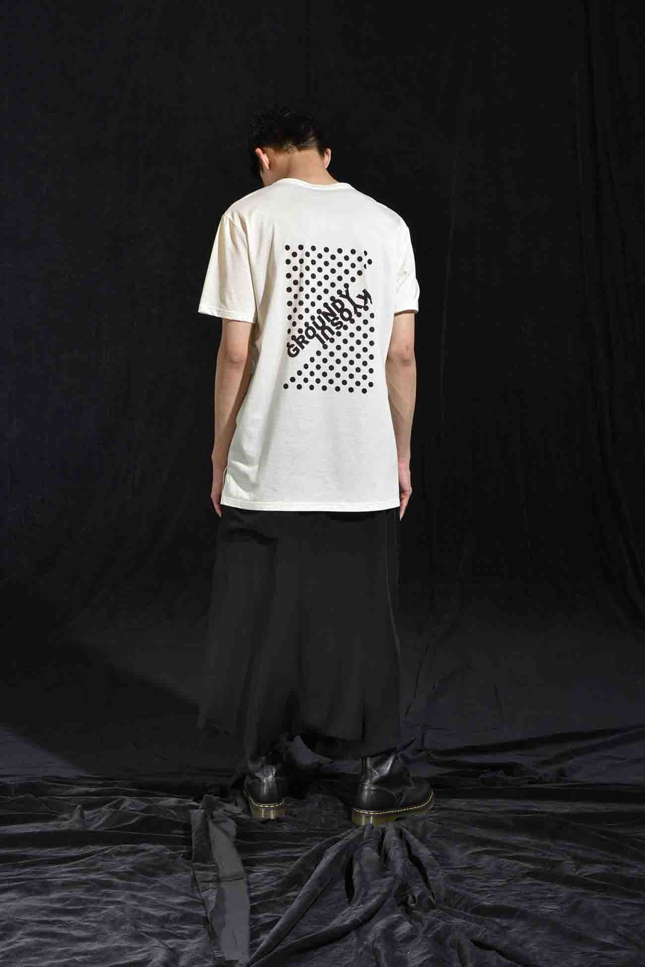 GroundY × 河锅晓翠 美人日历联名款T恤