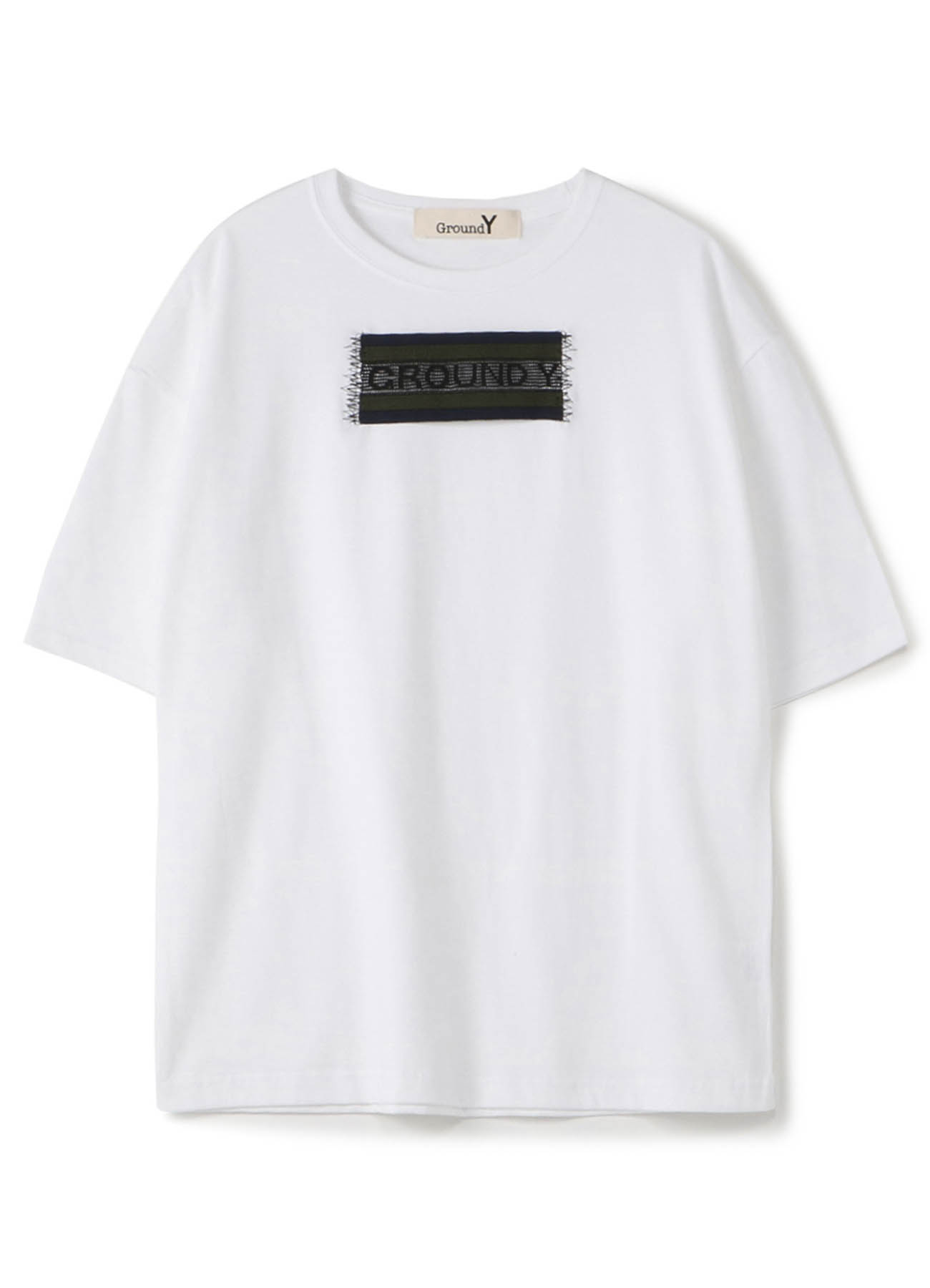 Tape 5.6oz cotton Jersey Original tape Big T-Shirt A