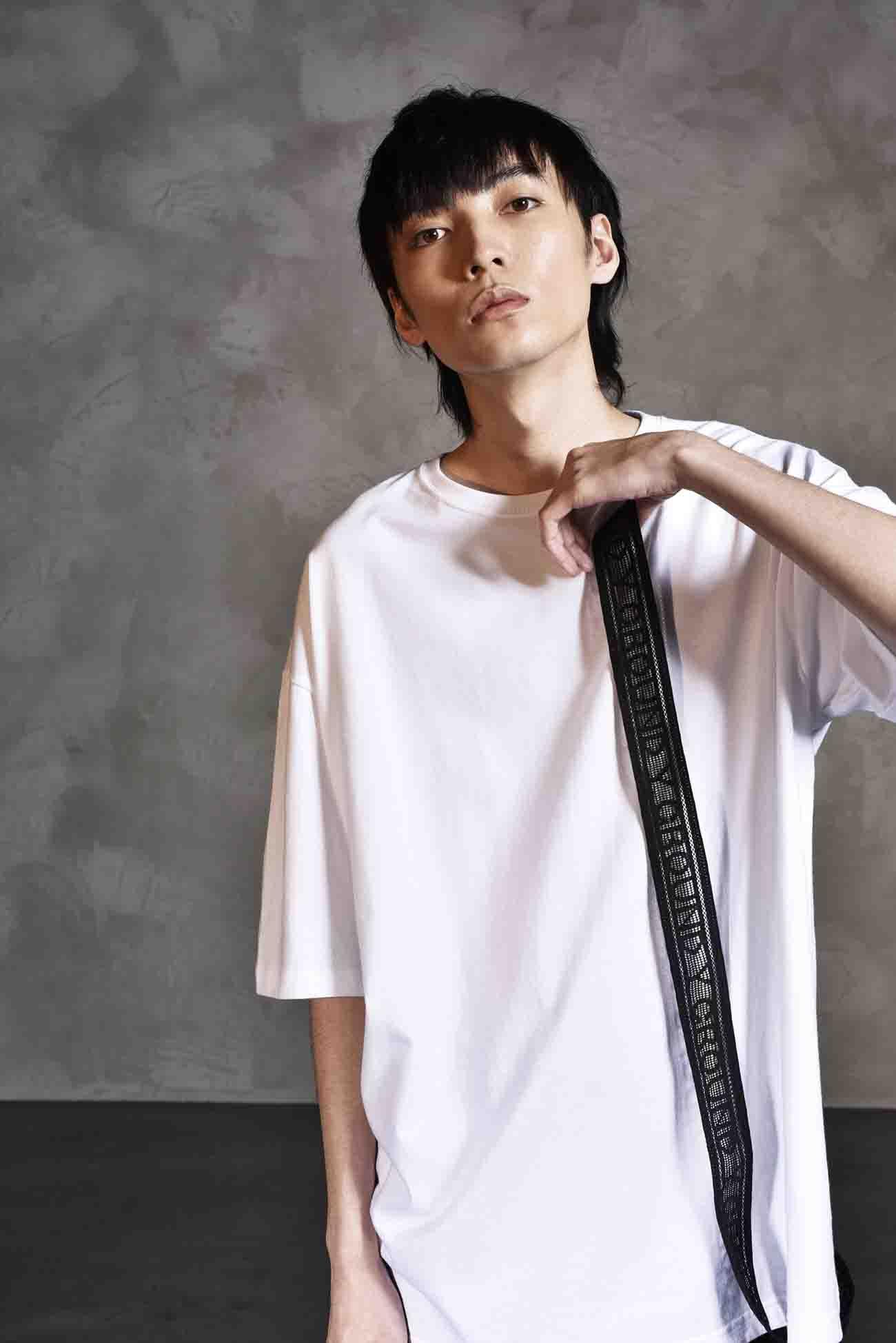 Tape 5.6oz cotton Jersey Original tape Big T-Shirt B