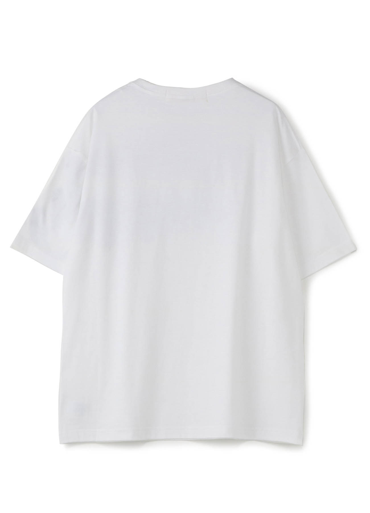 Painted 5.6oz cotton Jersey Painted Big T-Shirt C