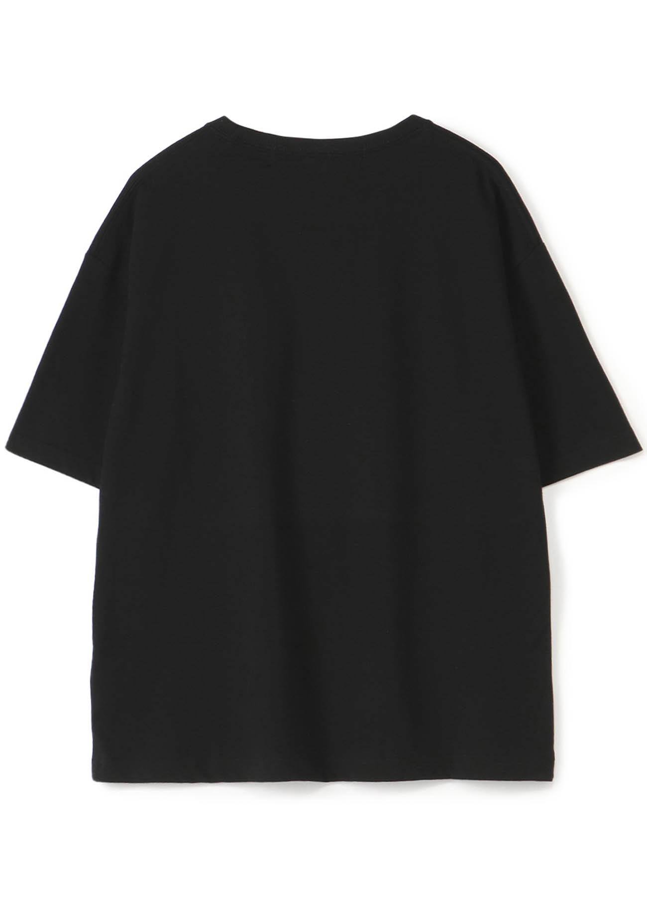 Ground Y&YOHJI YAMAMAOTO Logo Pocket Tshirt