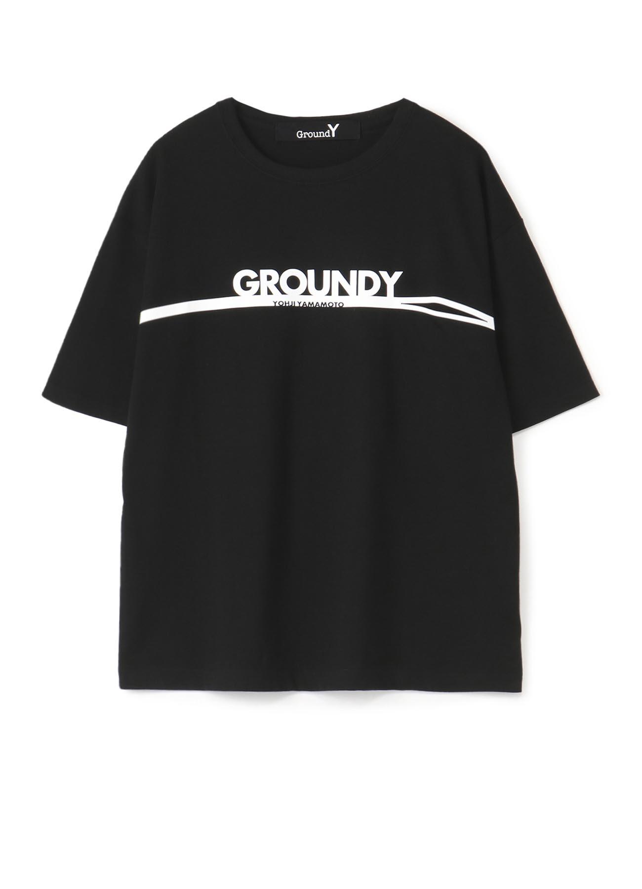 Ground Y & YOHJI YAMAMAOTO LOGO T恤
