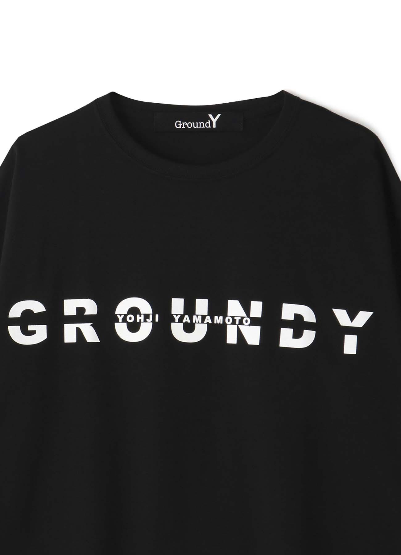 Ground Y&YOHJI YMAMAOTO Logo Tshirt