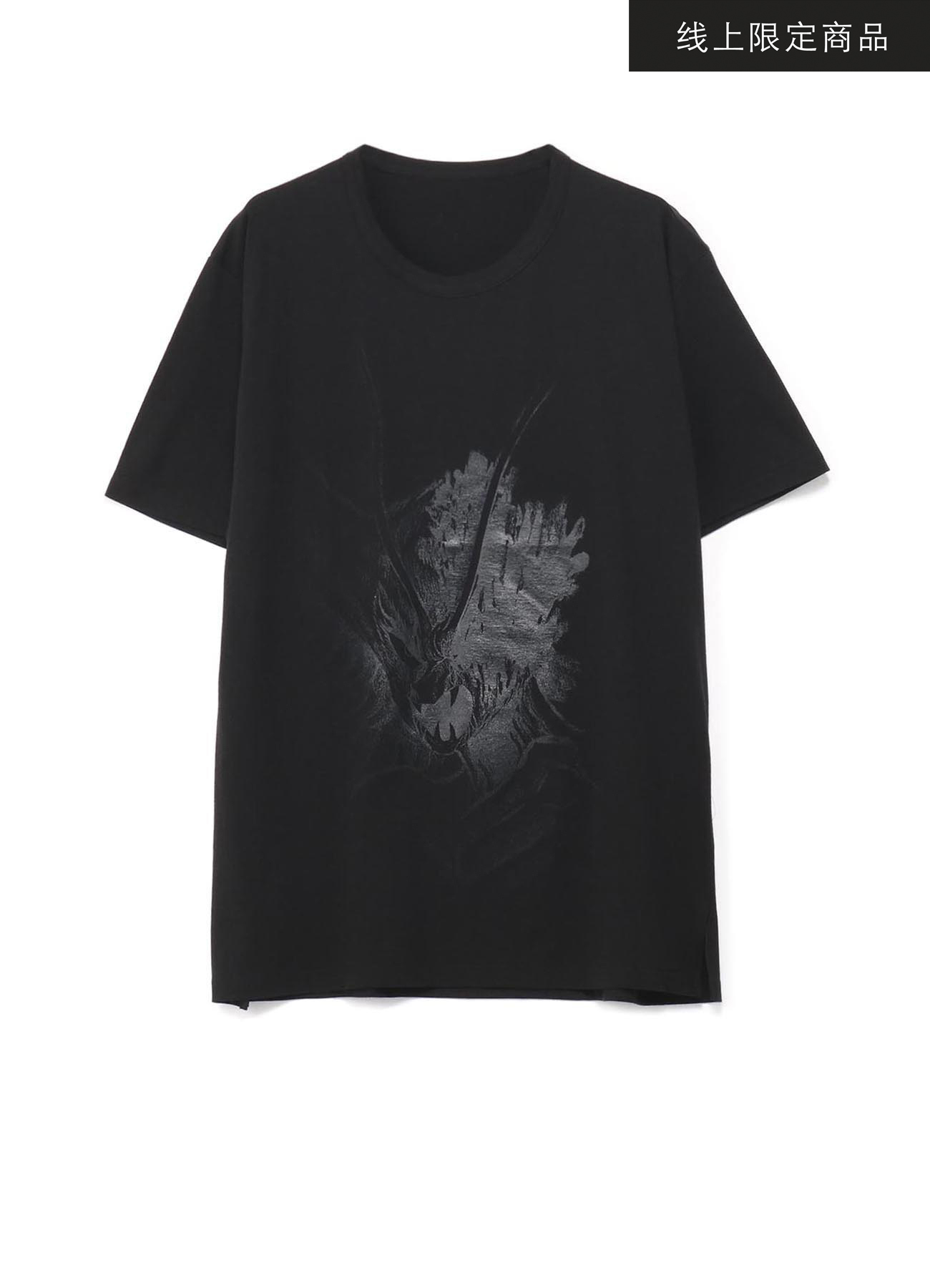 DEVILMAN-デビルマン- Collaboration pt Tshirt