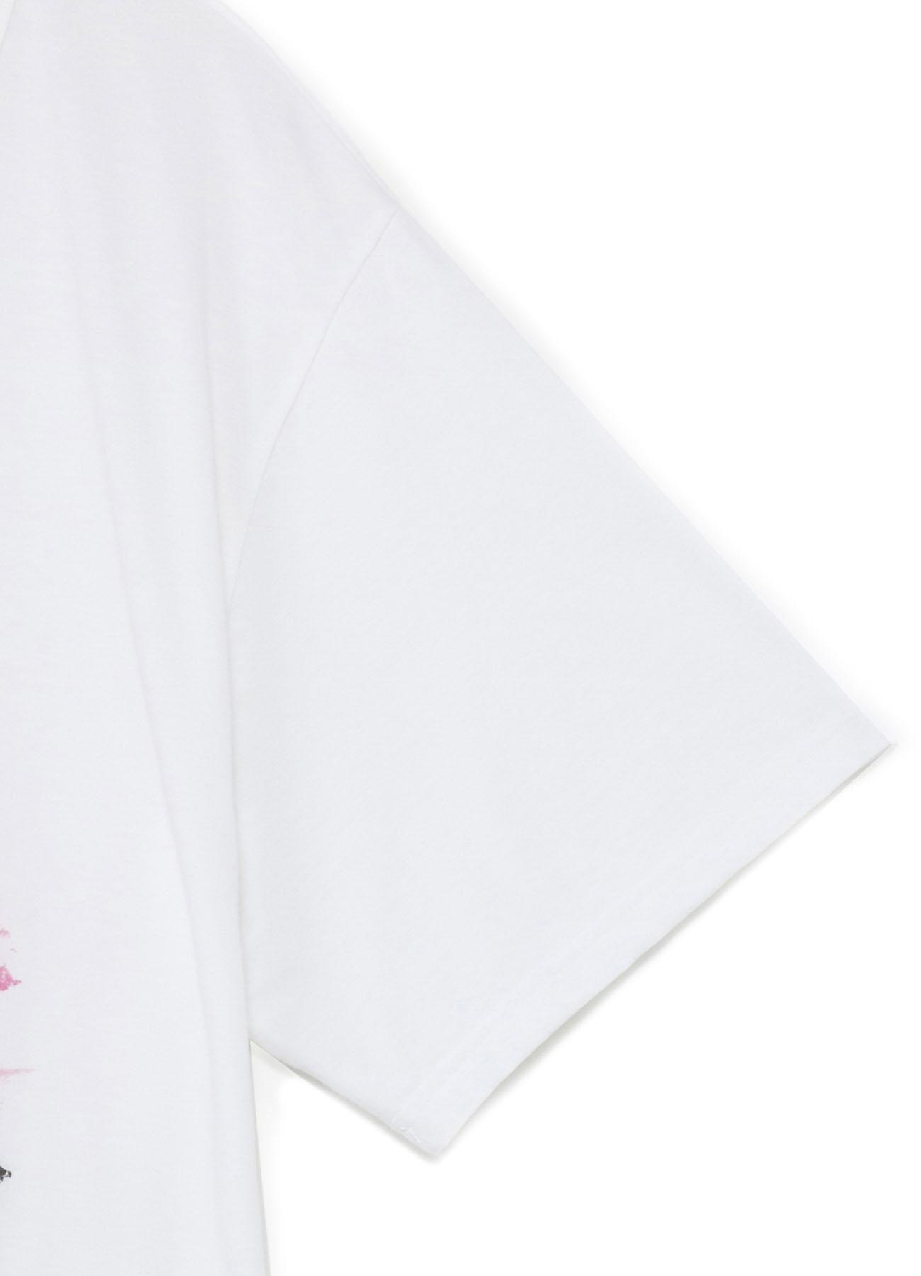 【Ground Y×NON Collaboration】Cotton Jersey Cut Sew Graphic B