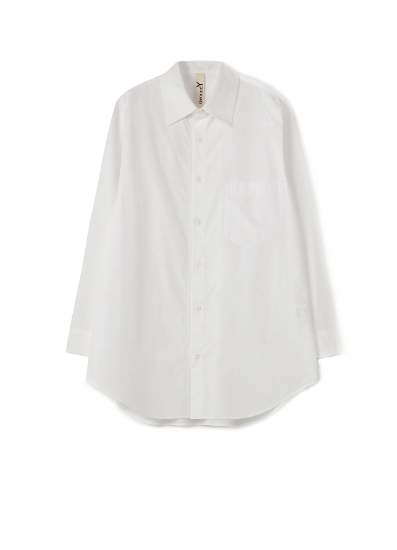 Cotton Broad Tape Shirt