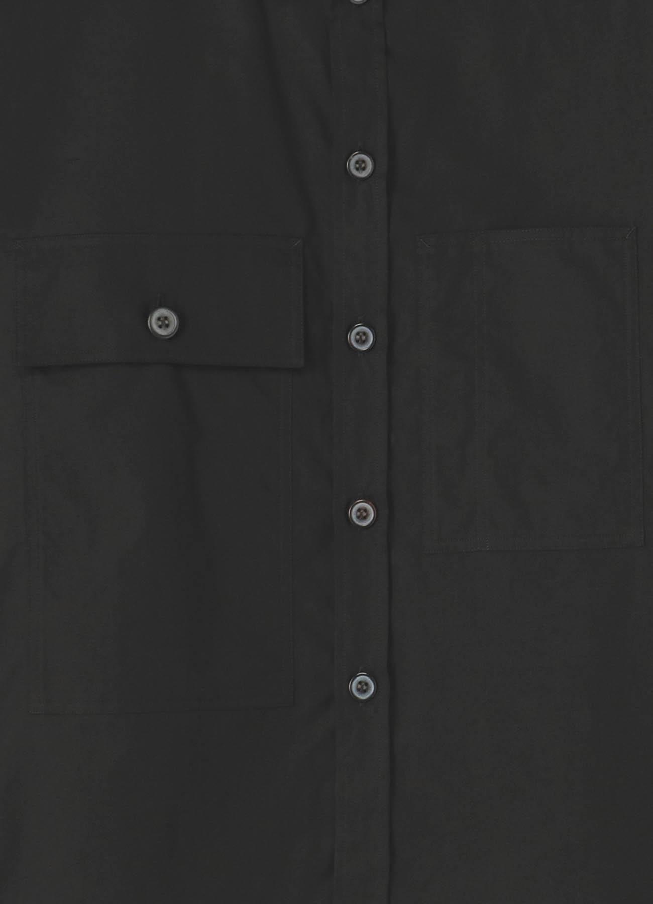Cotton Broad Big Pocket Work Shirt