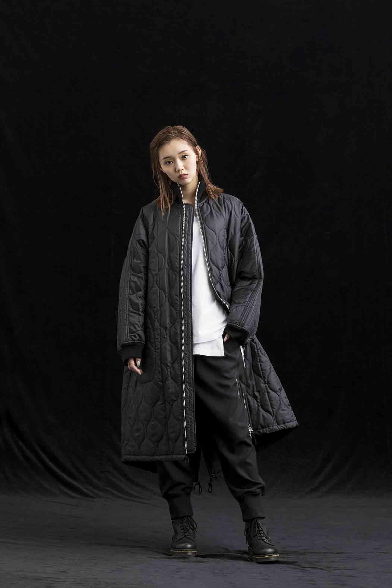 Quilted Liner Big Coat