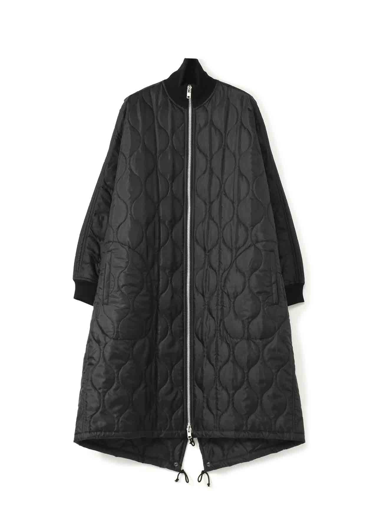 Quilted Liner Big Coat