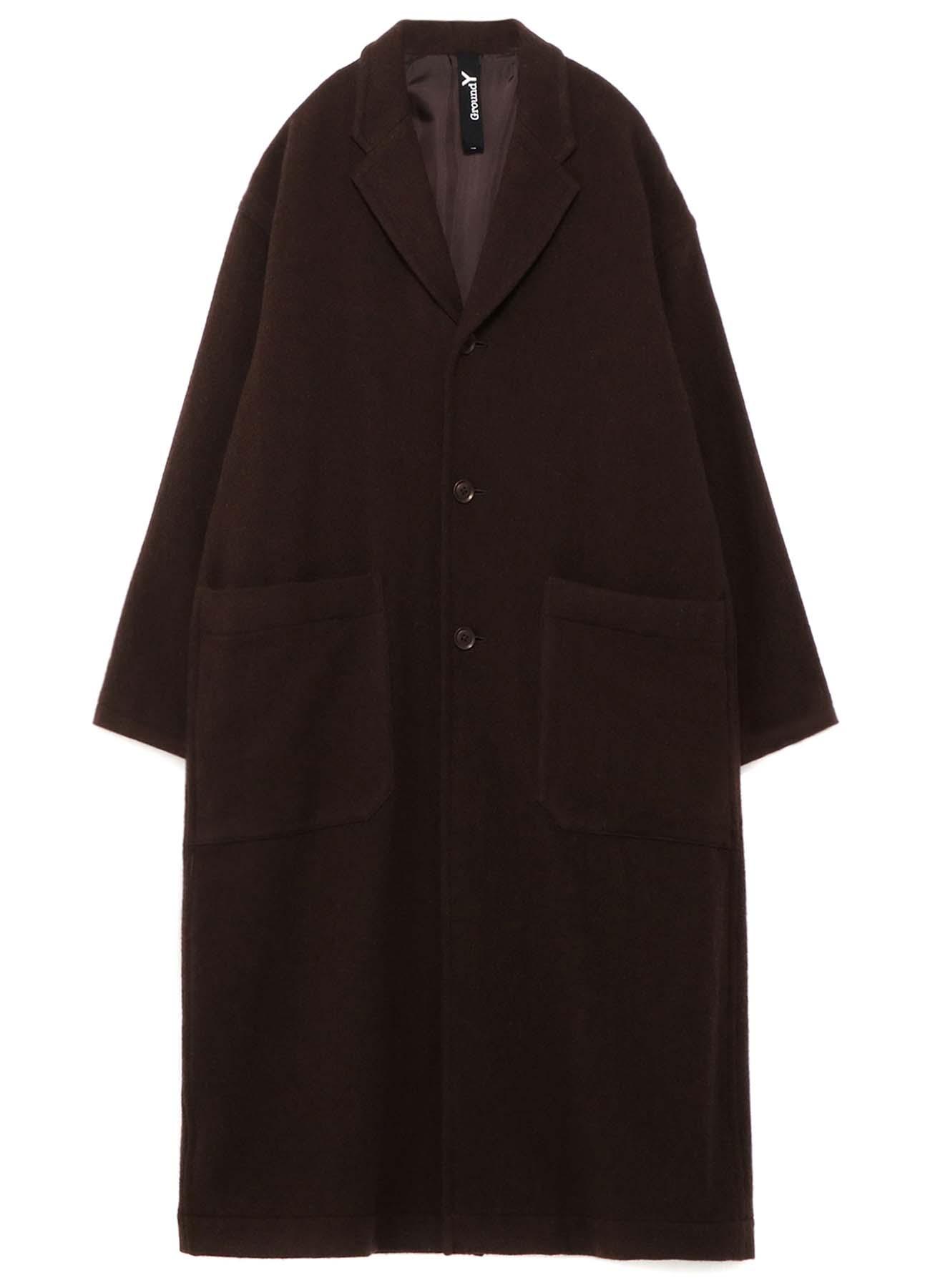 Vintage Flannel Long Big Shirt Jacket