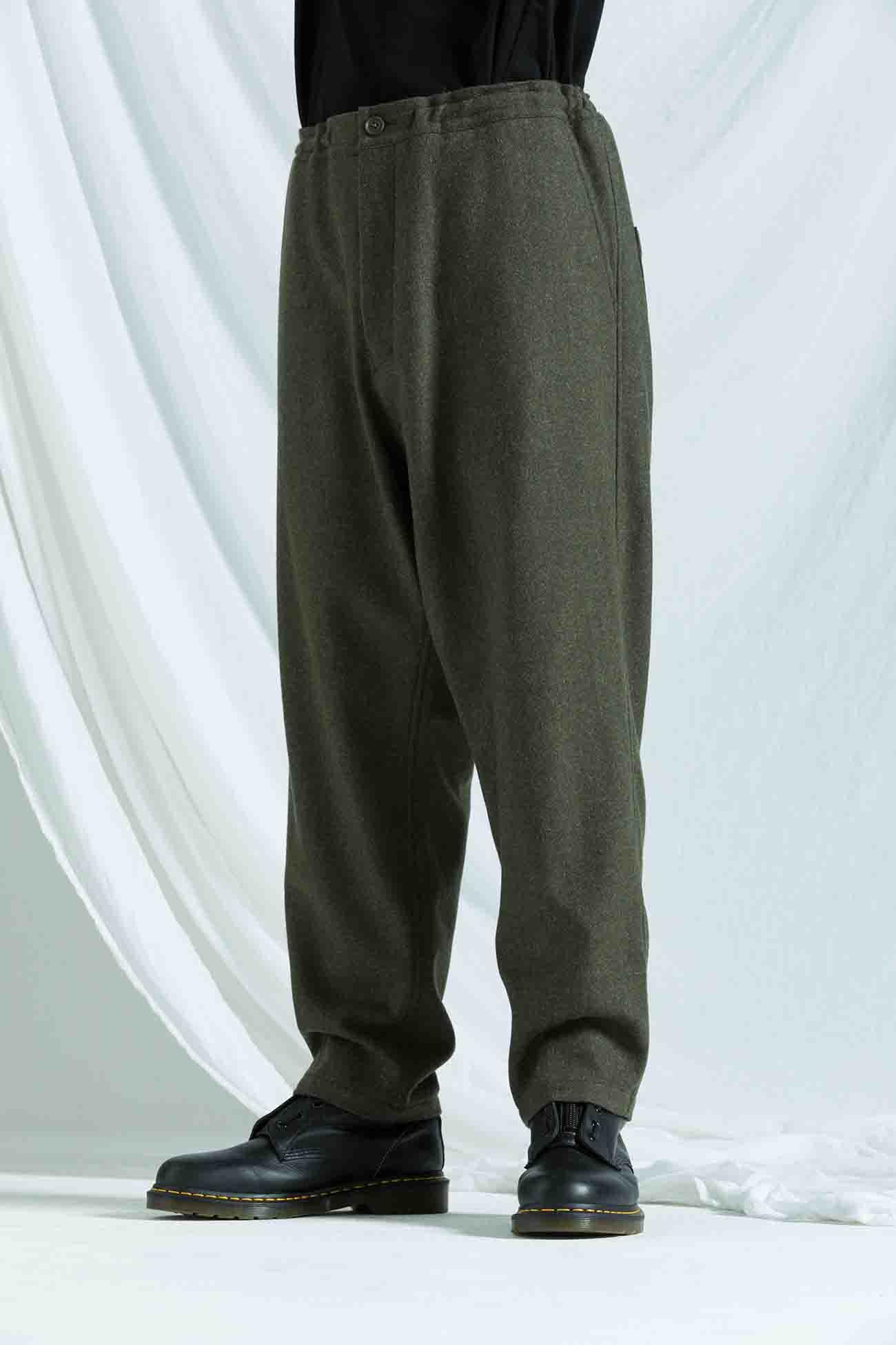 Twill Flannel Ninja Pants