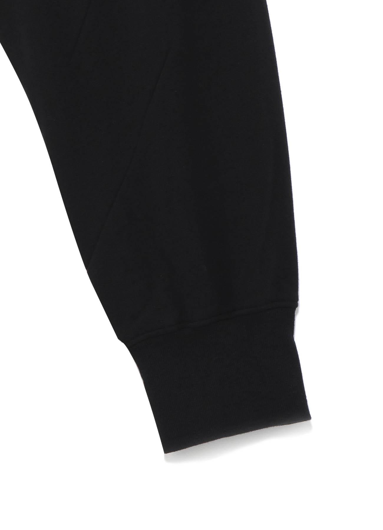 Mini Fleece Pile Darts Rib Pants