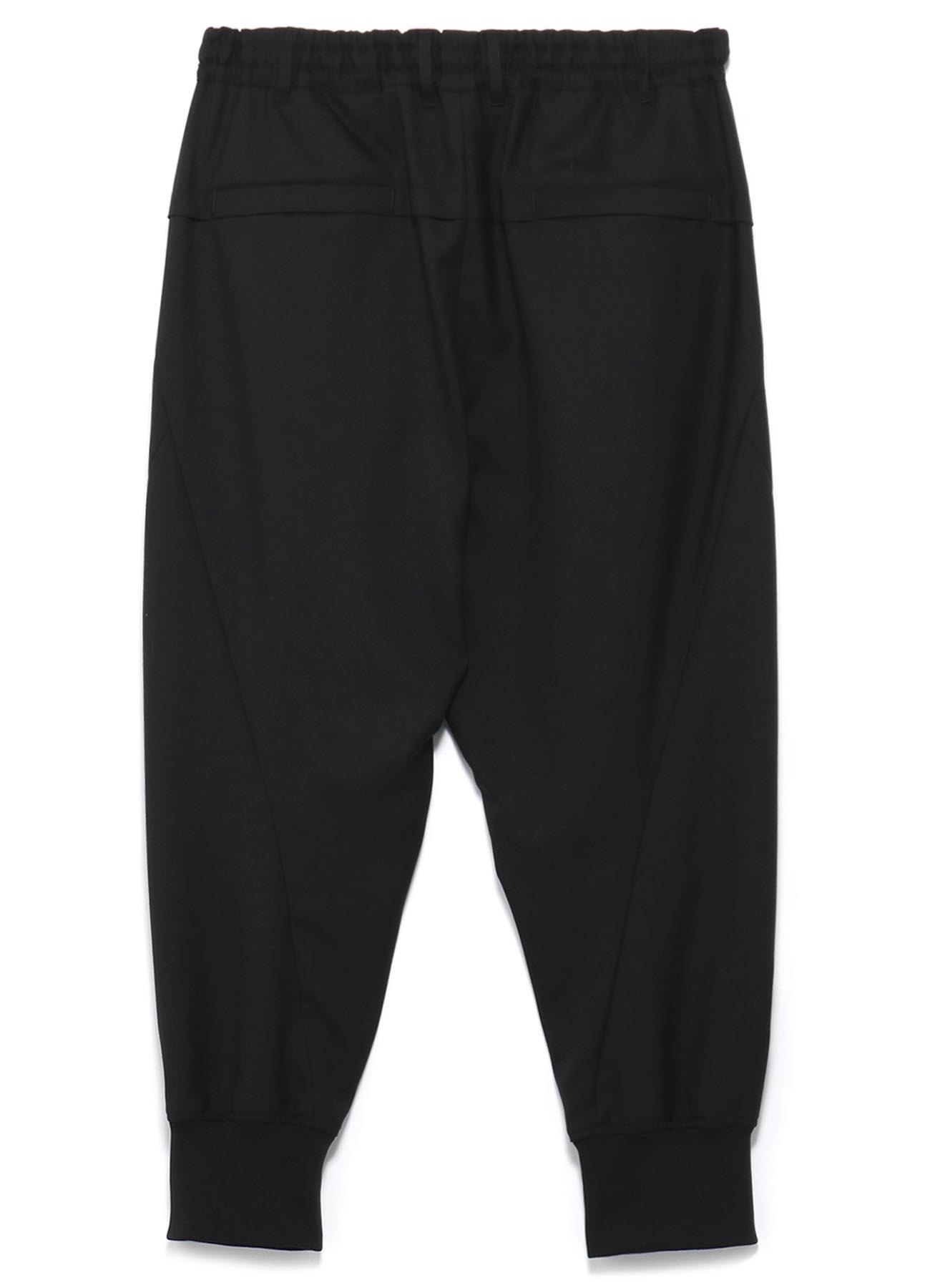 T/W Gabardine Darts Rib Pants