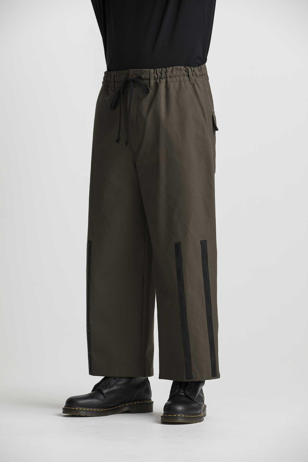 79A Cotton Canvas Easy Jopper Pants