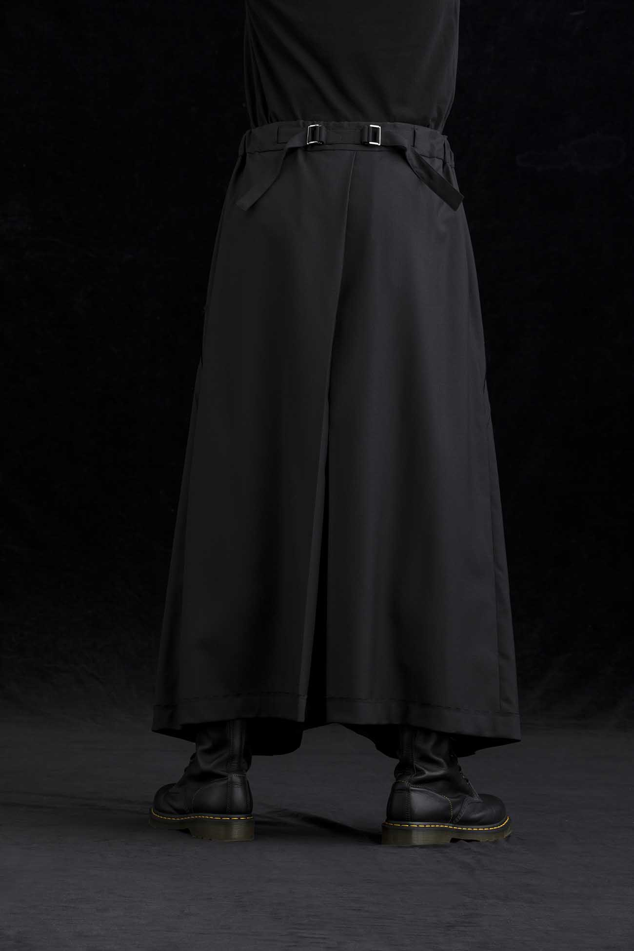 T/W Gabardine Hakama Pants Type1
