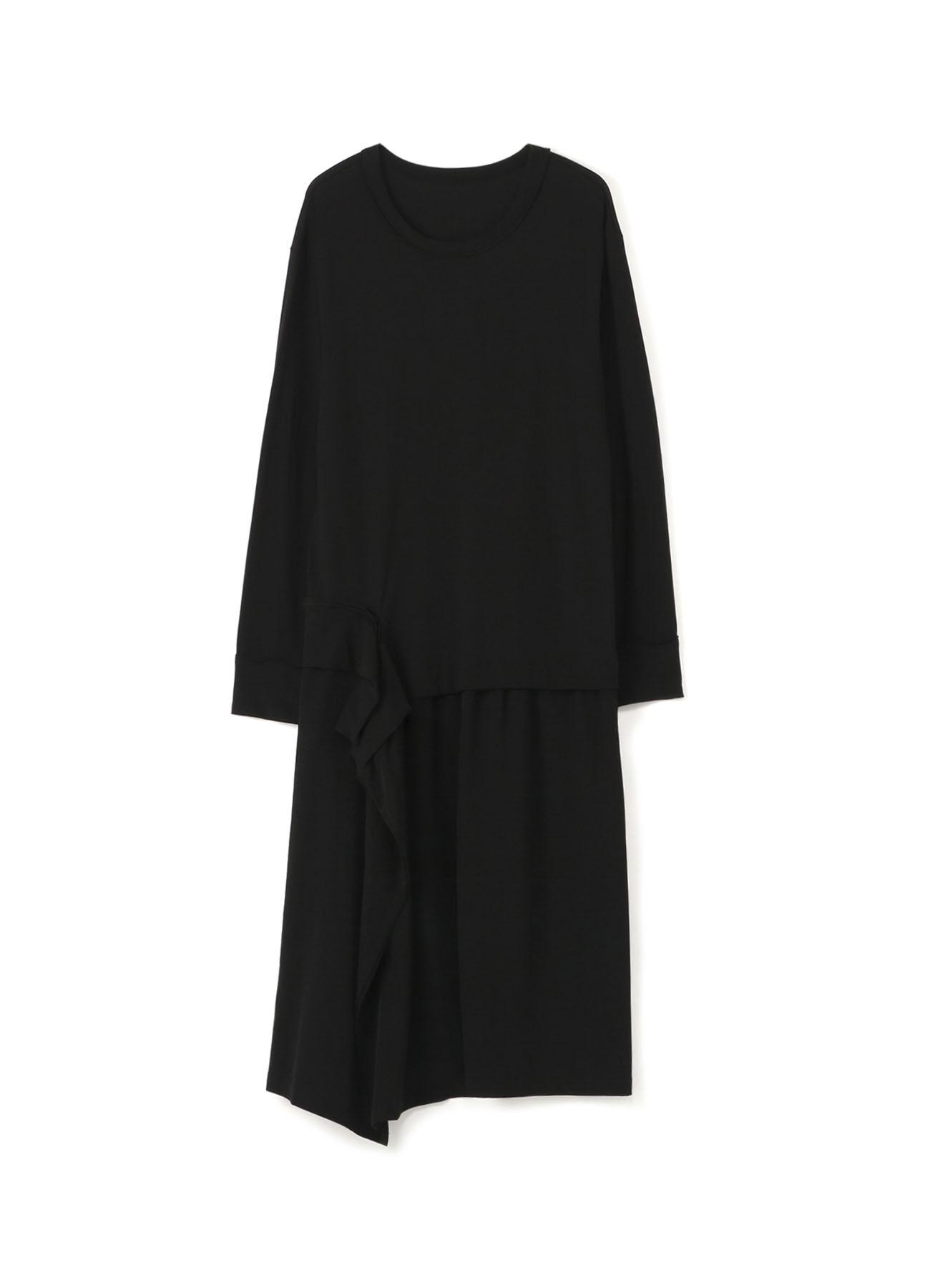 Vintage Decyne/Cotton No Fixing Docking T Long Dress