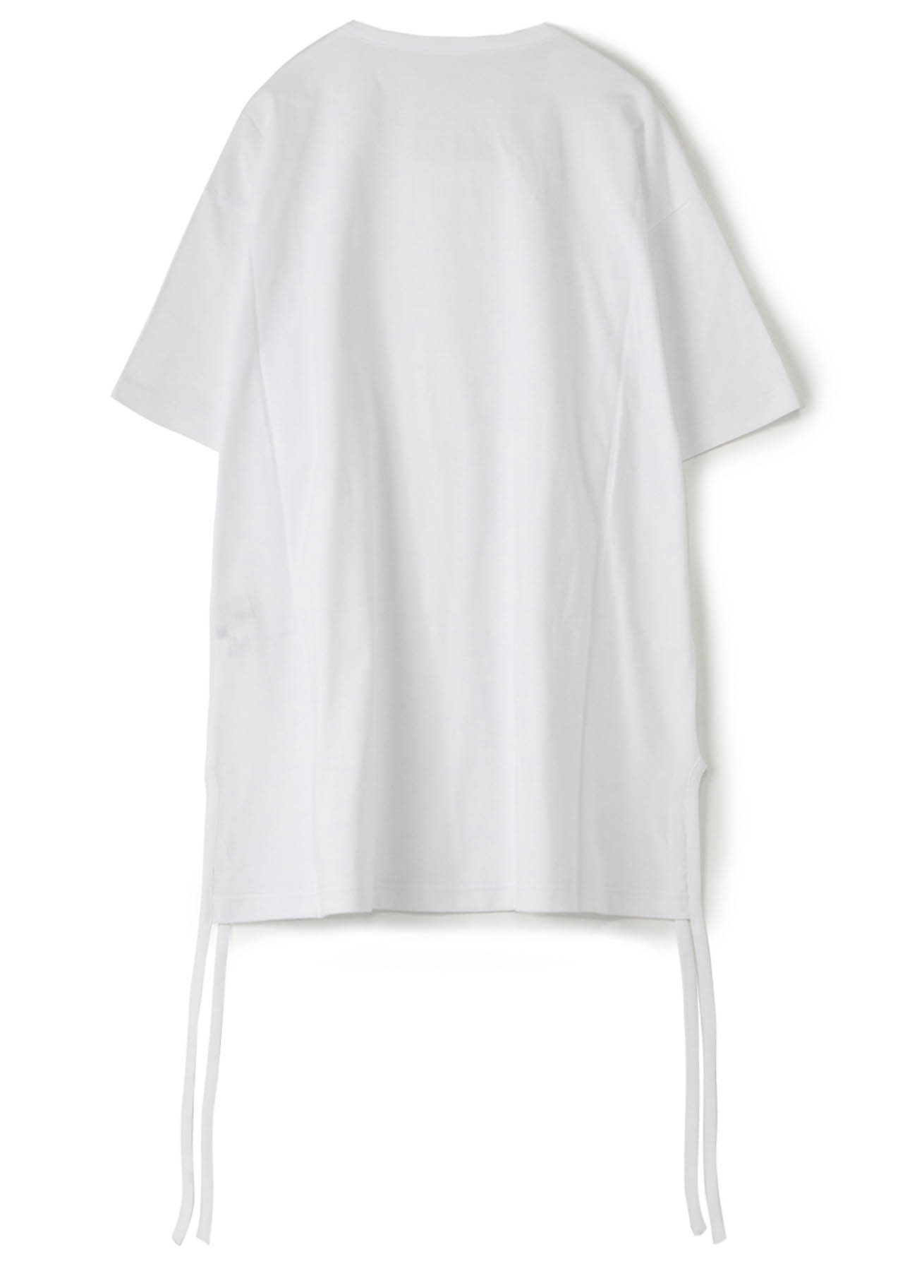 Cotton Jersey Piping T Short Sleeves