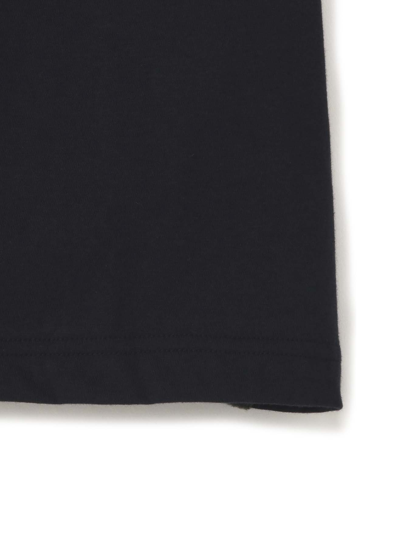 Color Combination Stitch Type A Short Sleeves