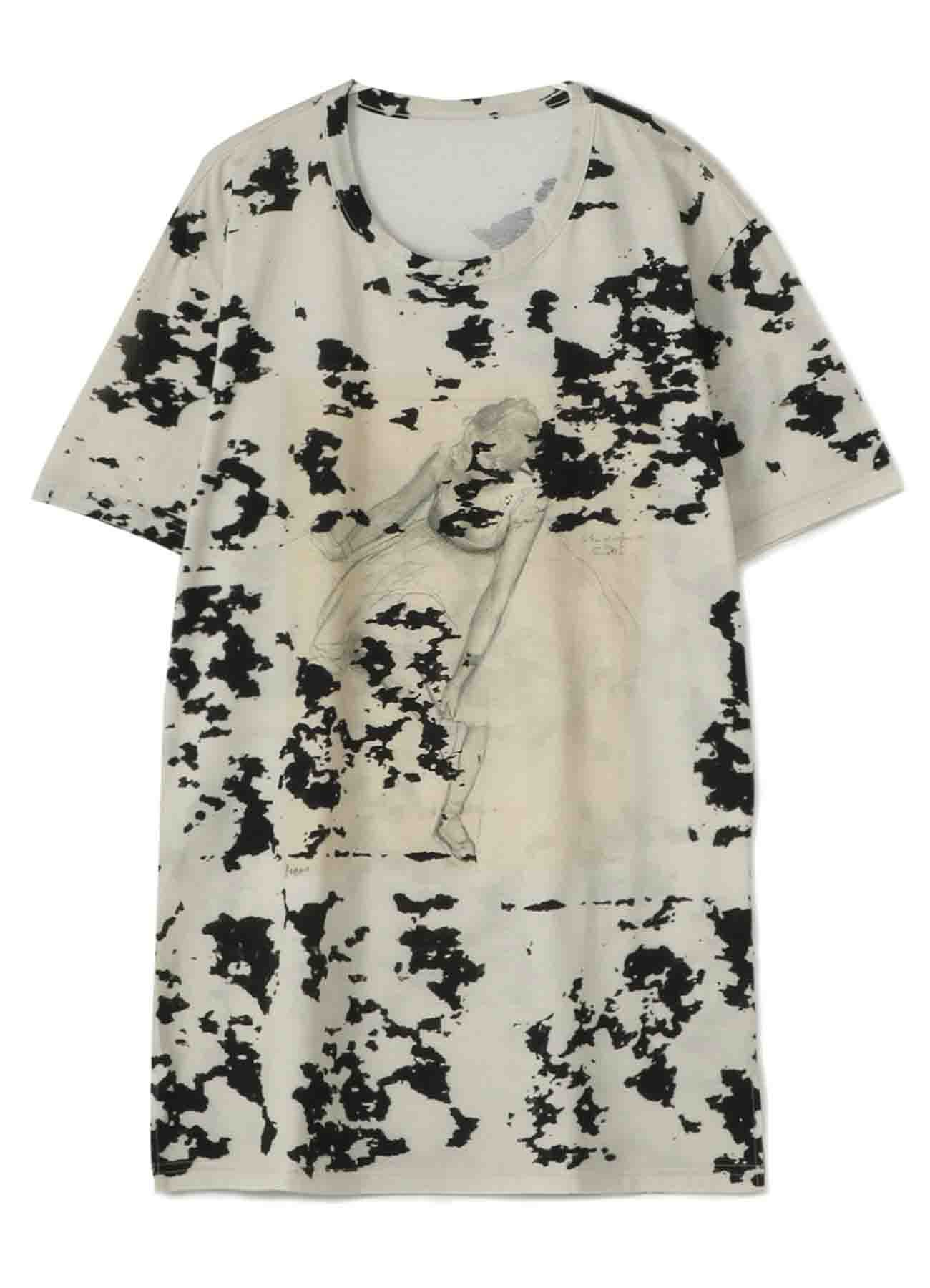 [Degas] Jersey Side Slit T