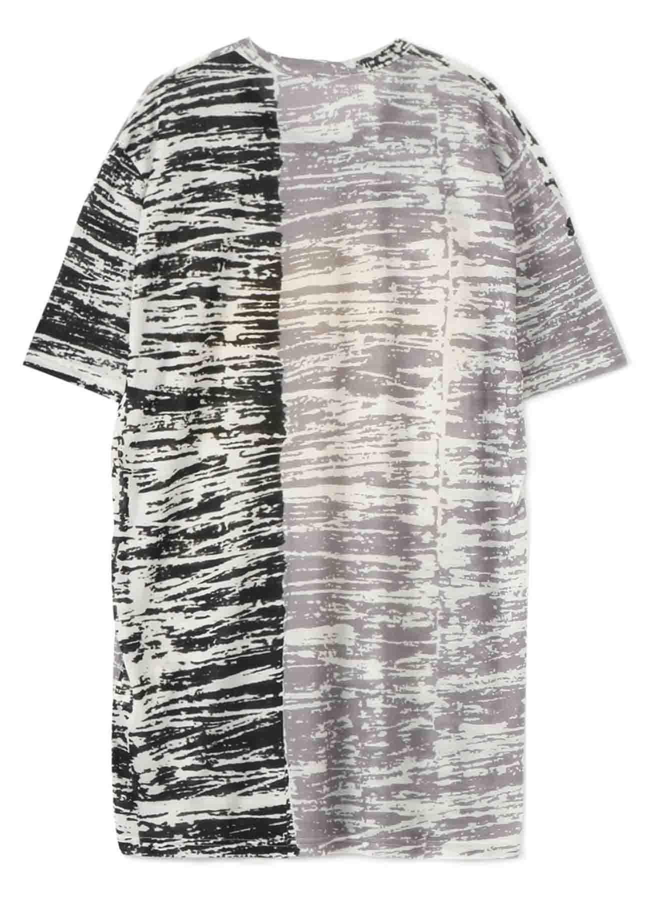 [Gogh] Rayon Jersey Side Slit T